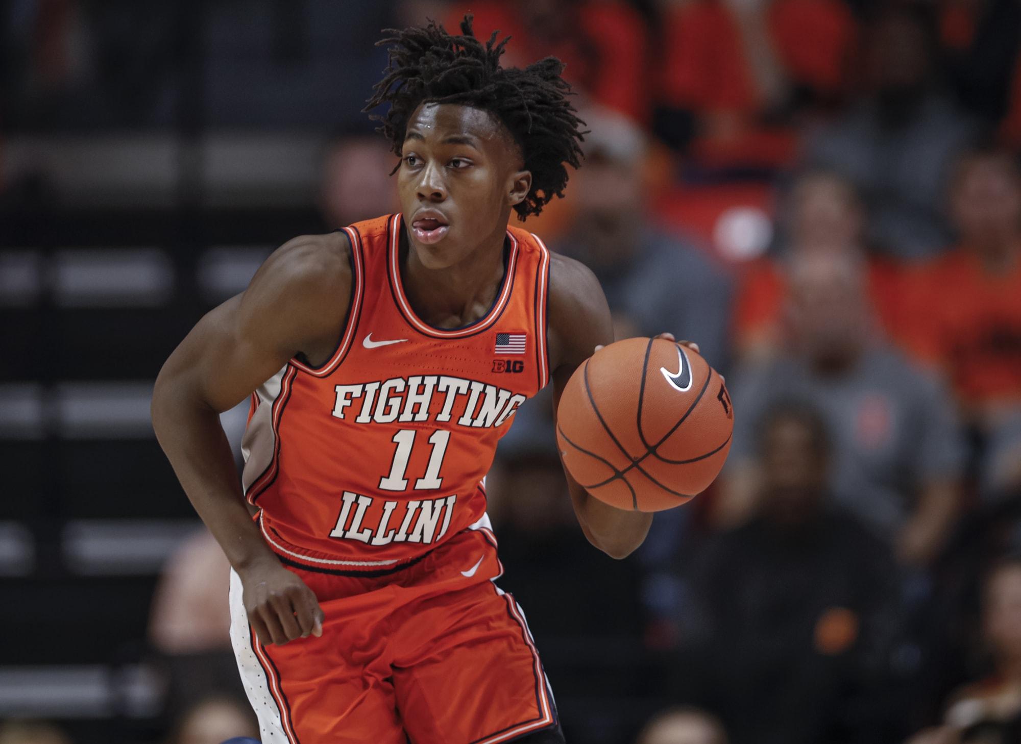 Illinois Basketball: Illini rise rapidly in new ESPN top 25
