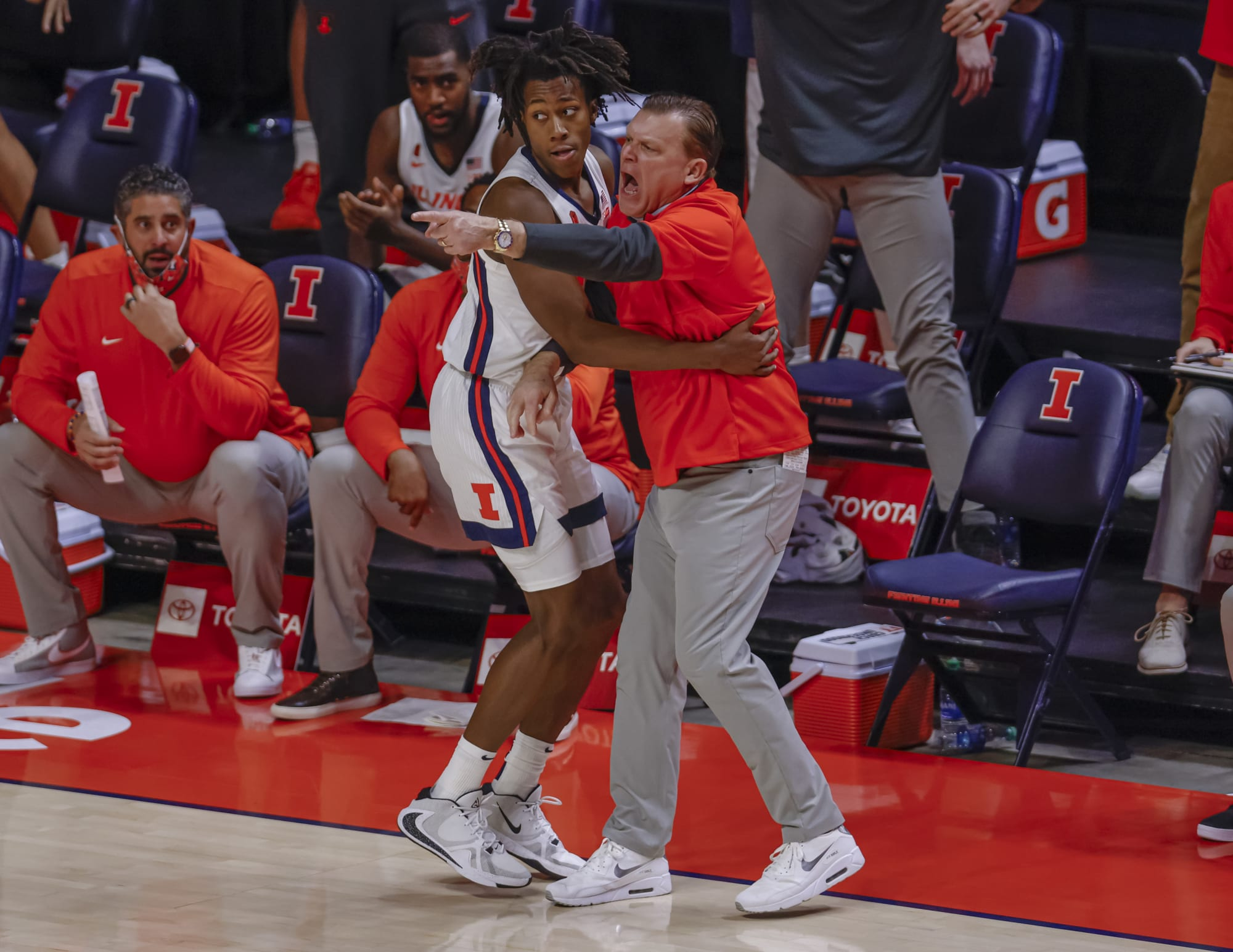 Illinois Basketball: 4 observations from the Illini loss to Maryland