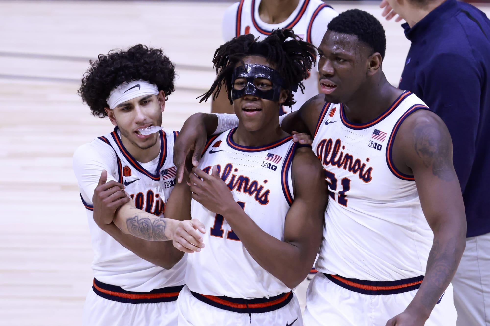 Illinois basketball: Illini report card from the win over Iowa