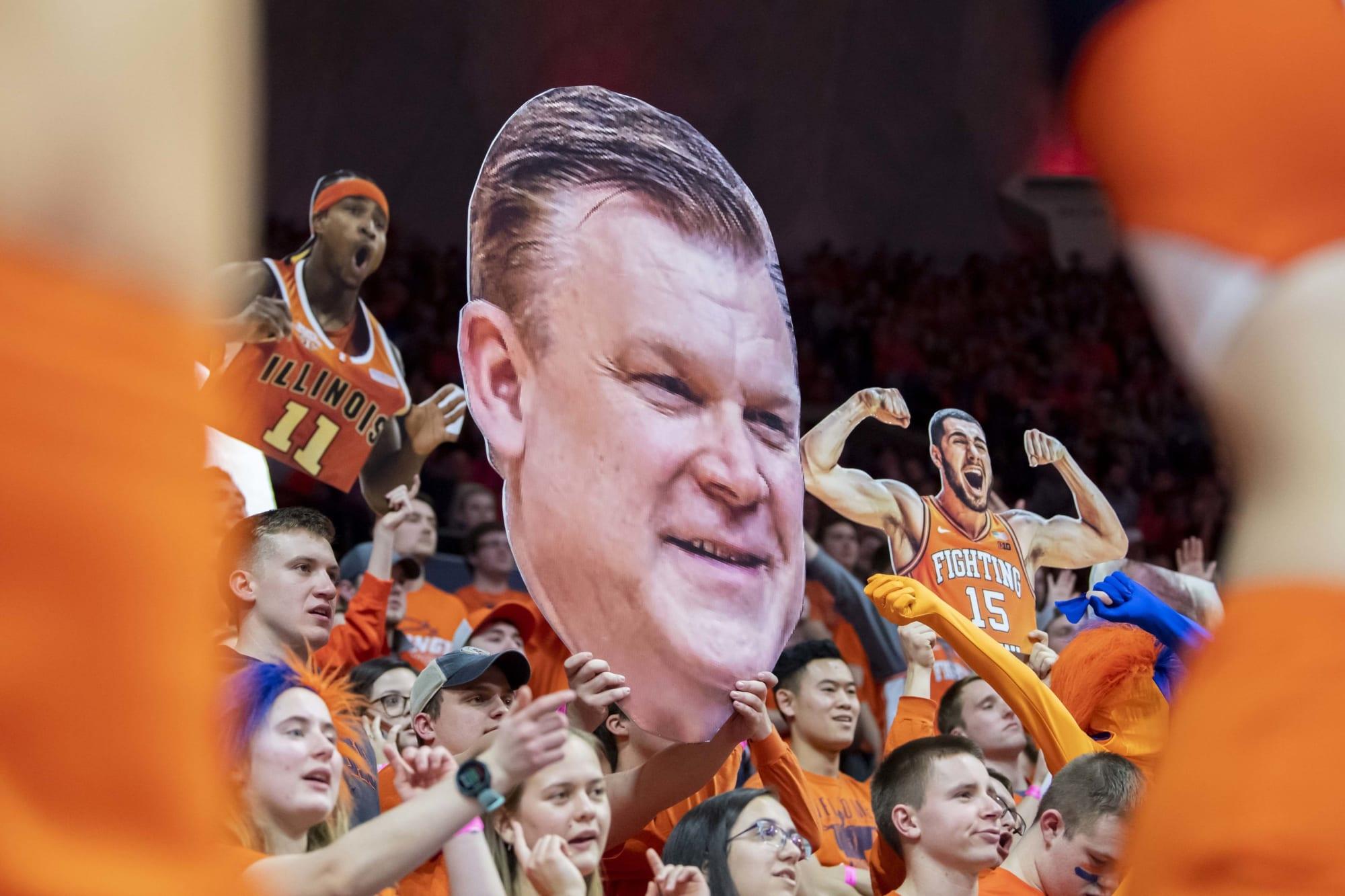 Illinois Basketball: Illini versus Duke, an NBA prospect showcase