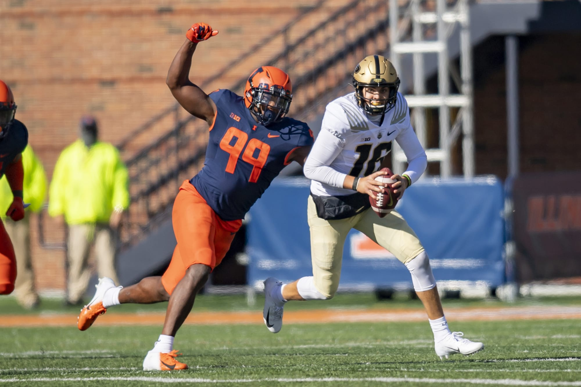 Illinois Football: Rutgers offense a promising matchup for Illini defense