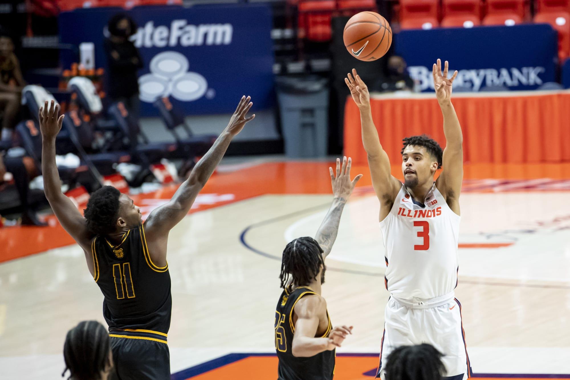 Illinois Basketball: 4 keys for the Illini to beat the Ohio Bobcats