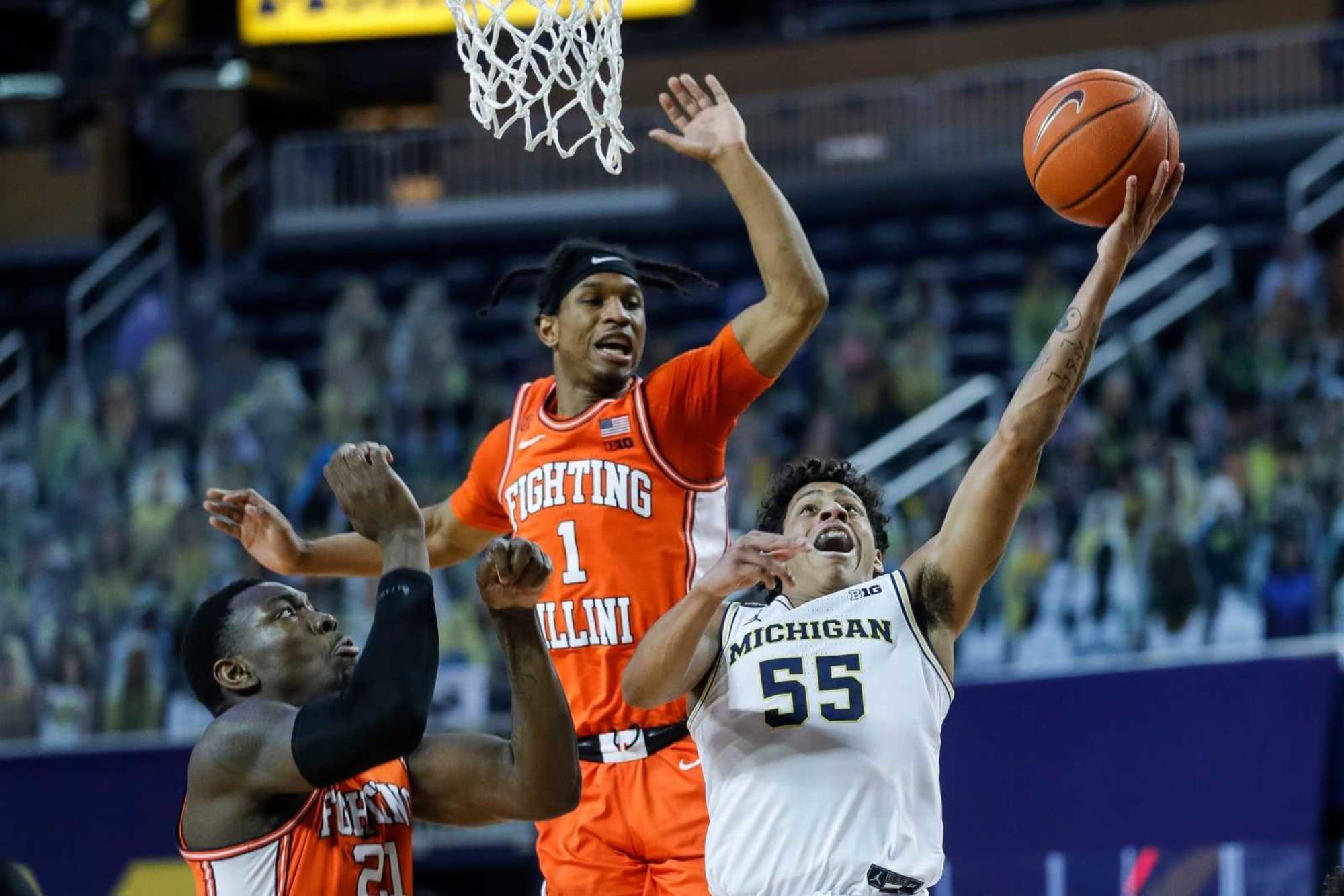 Illinois Basketball: 5 teams the Illini need to play in the NCAA tournament