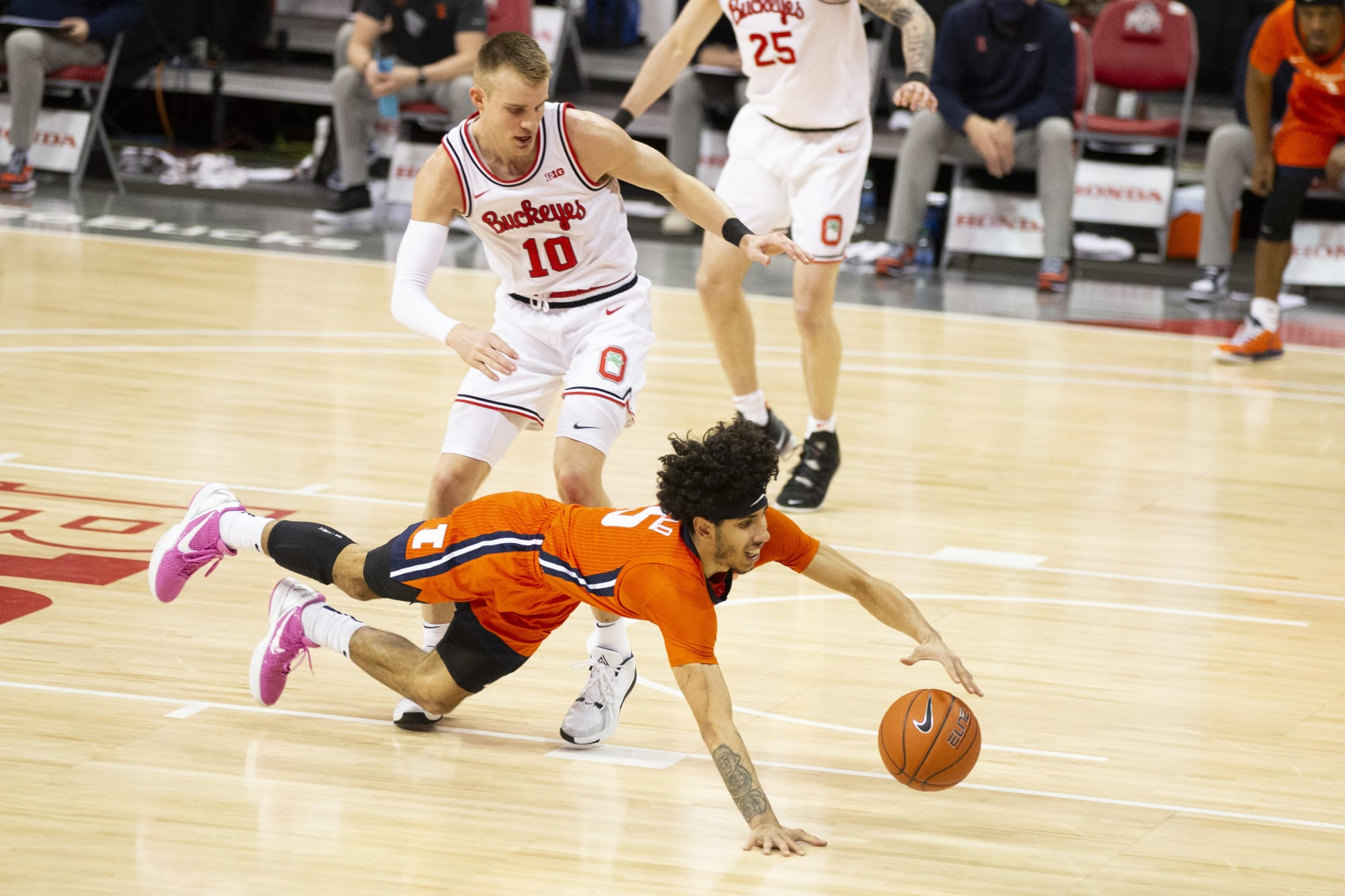 Illinois Basketball: 4 observations from the Illini win over Ohio State