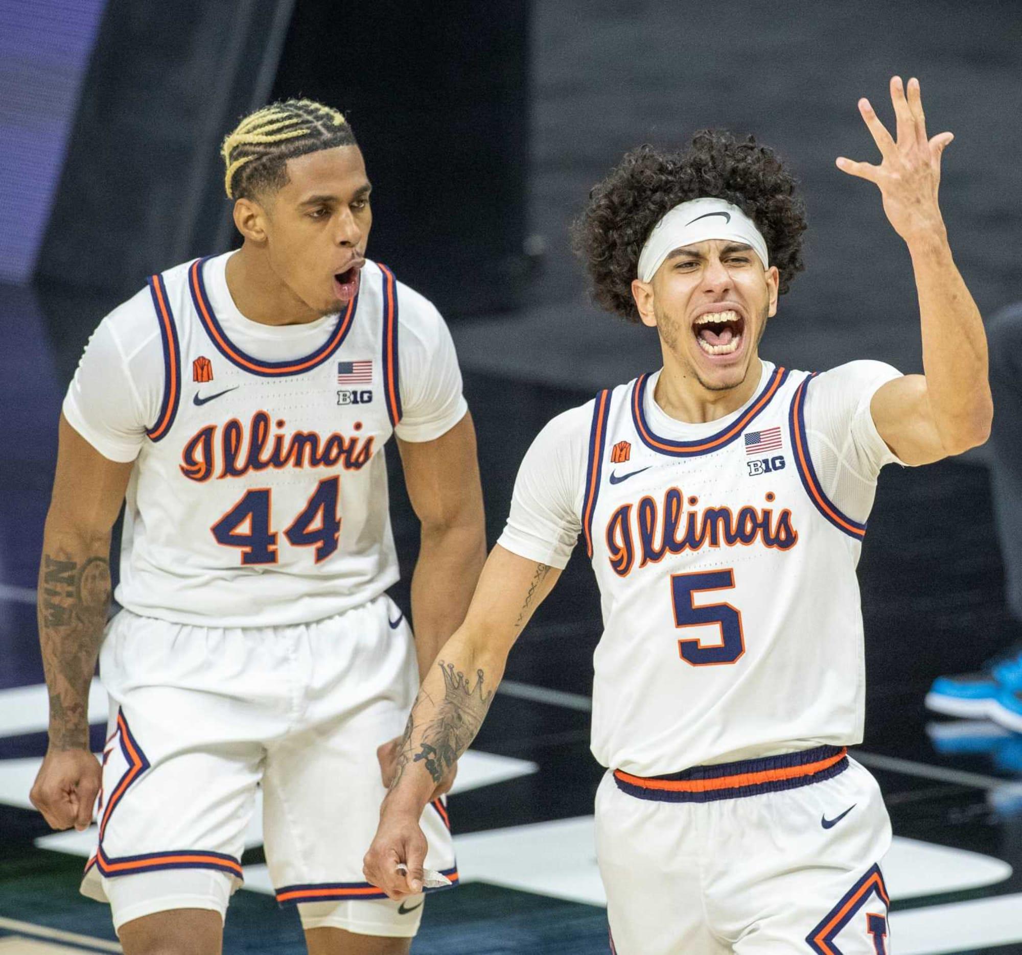 Illinois Basketball: Illini earn No. 1 seed in the 2021 NCAA tournament