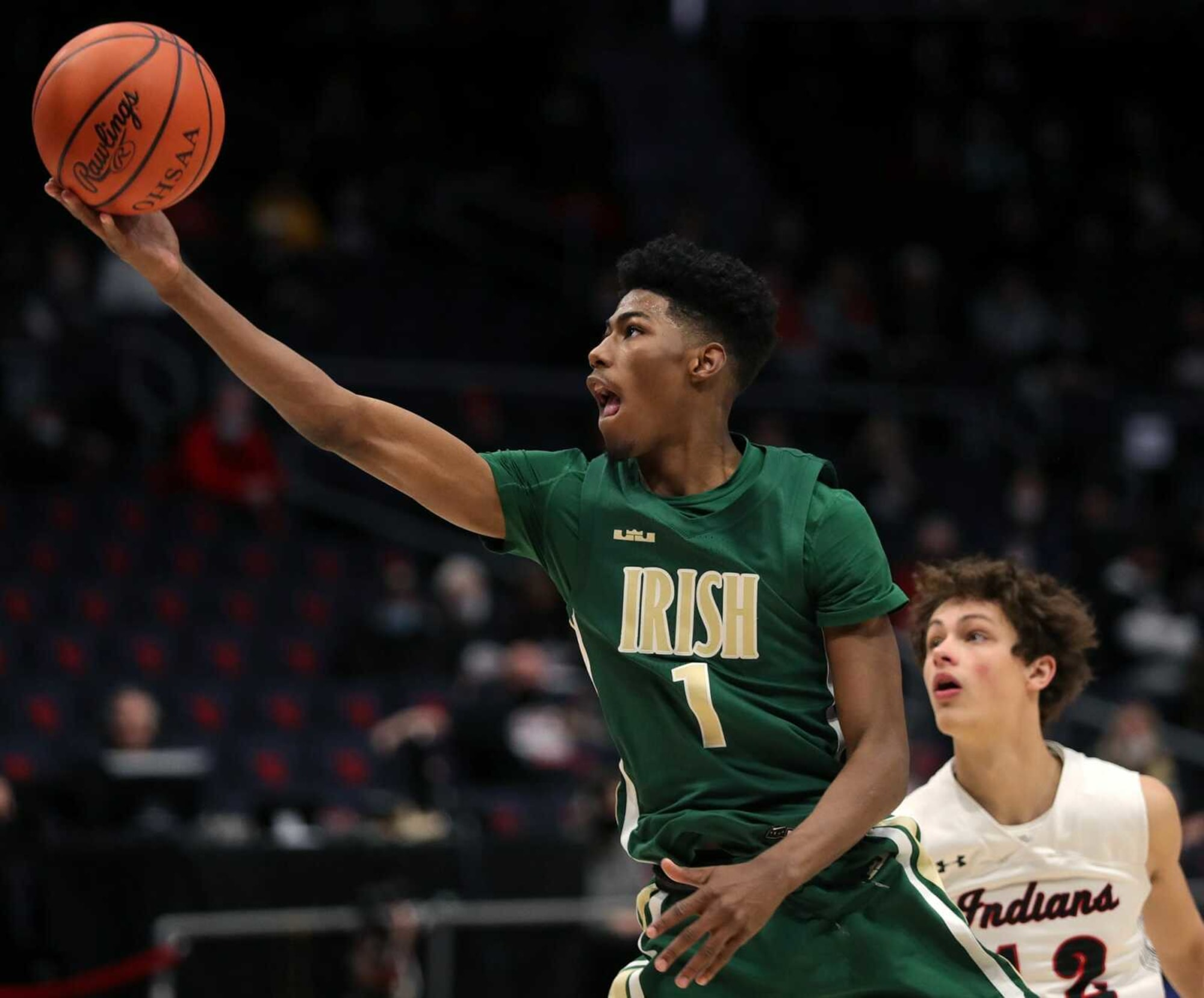 Illinois Basketball: Projected Illini lineup with the addition of Sencire Harris