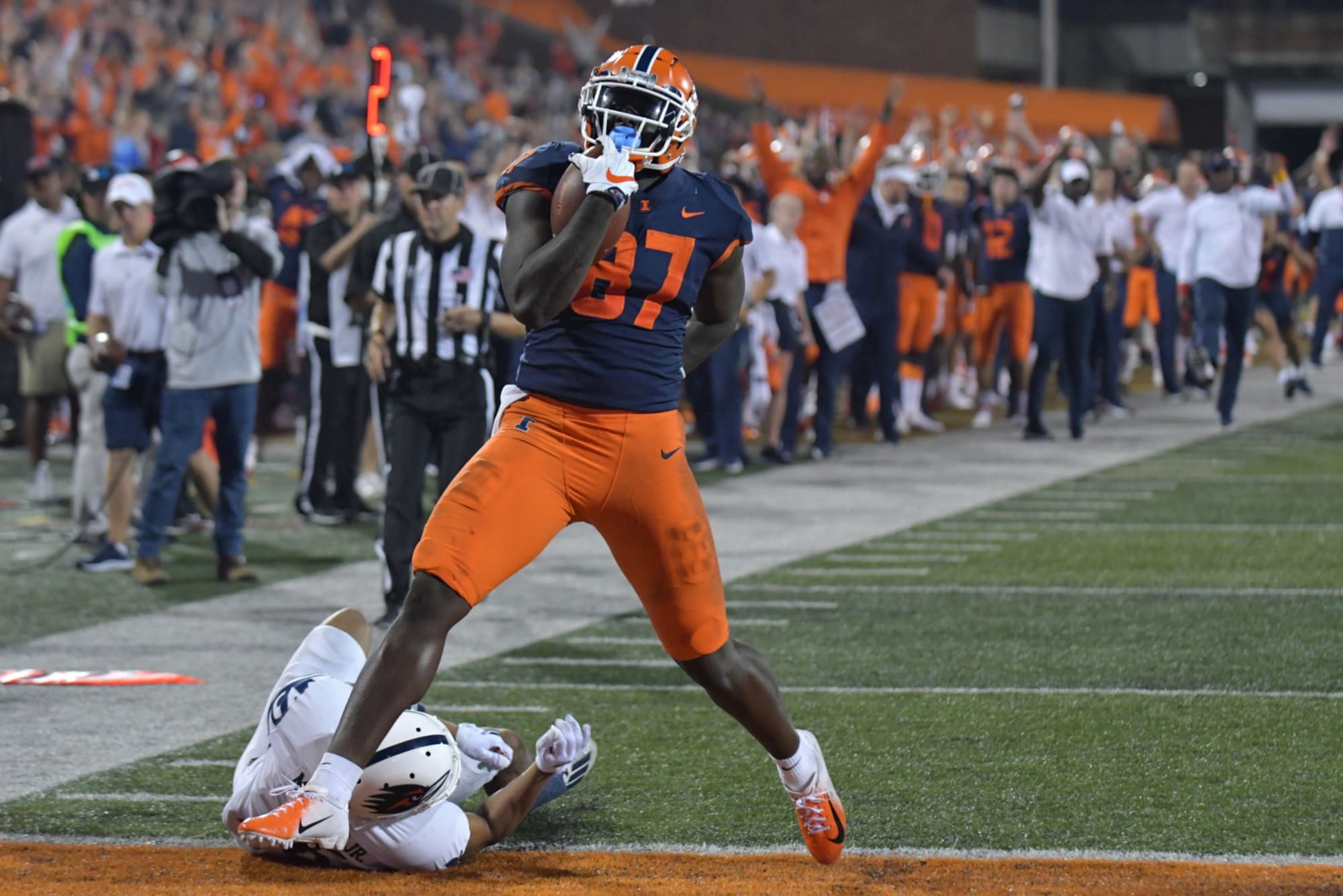 Illinois Game Saturday: Illinois vs. Virginia odds, prediction, injury report, schedule, live stream, and TV channel for week 2