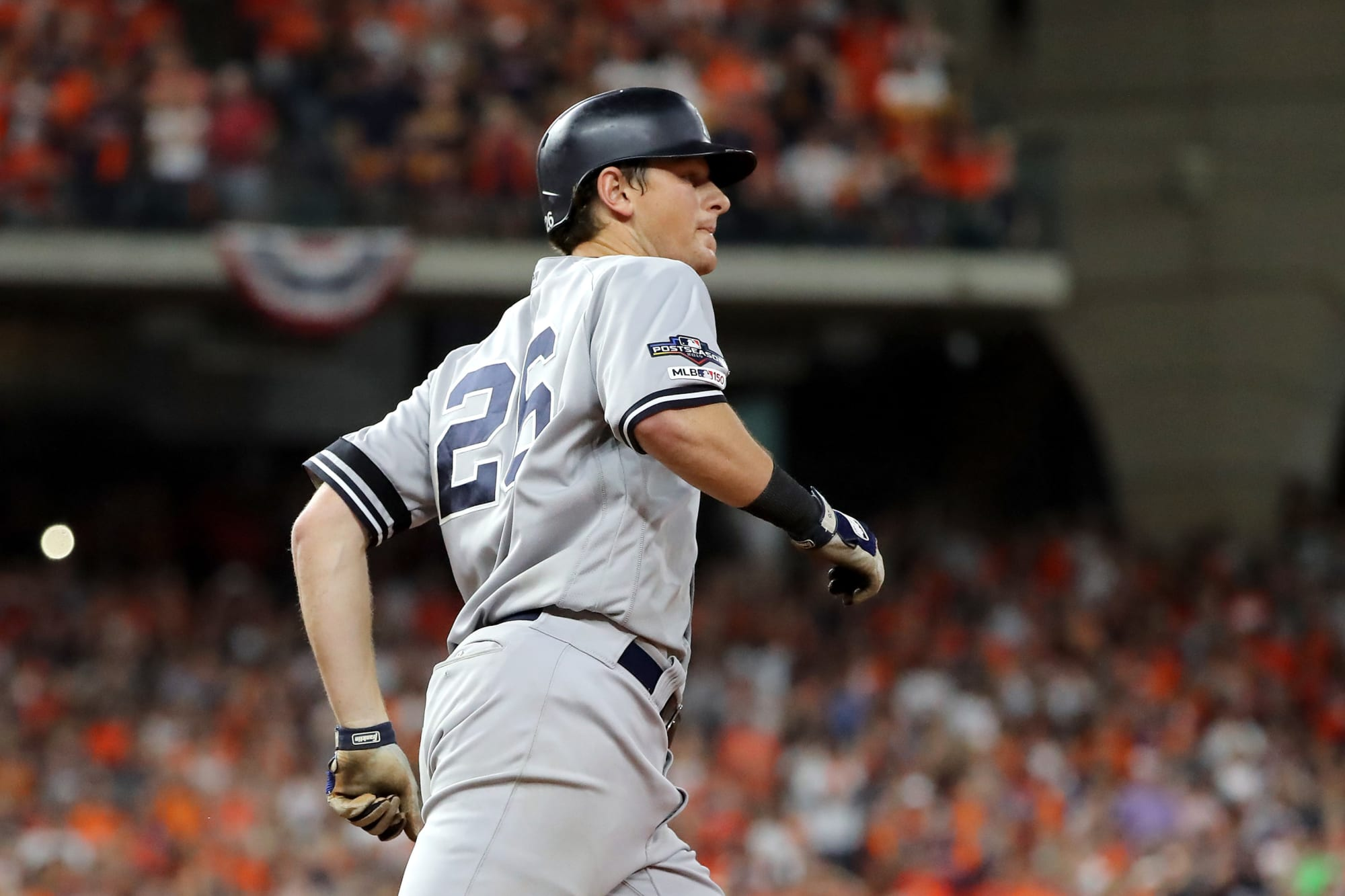 Yankees: We'll never forget DJ LeMahieu's first season in ...