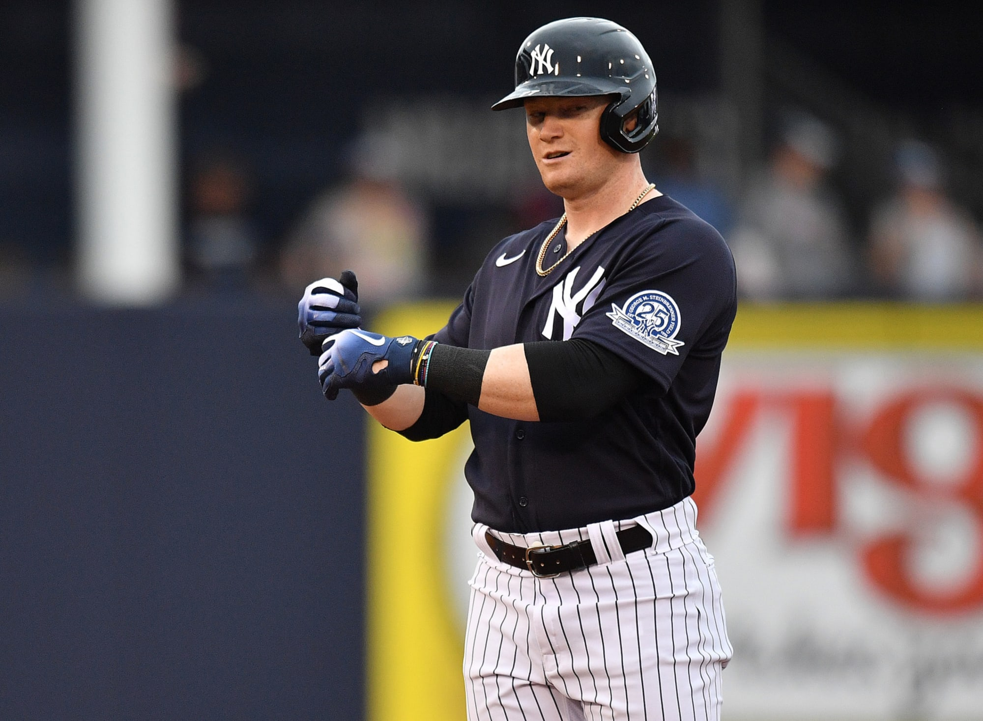 Yankees: Clint Frazier Explaining Why He Wears a Mask Should Teach Everyone a Lesson