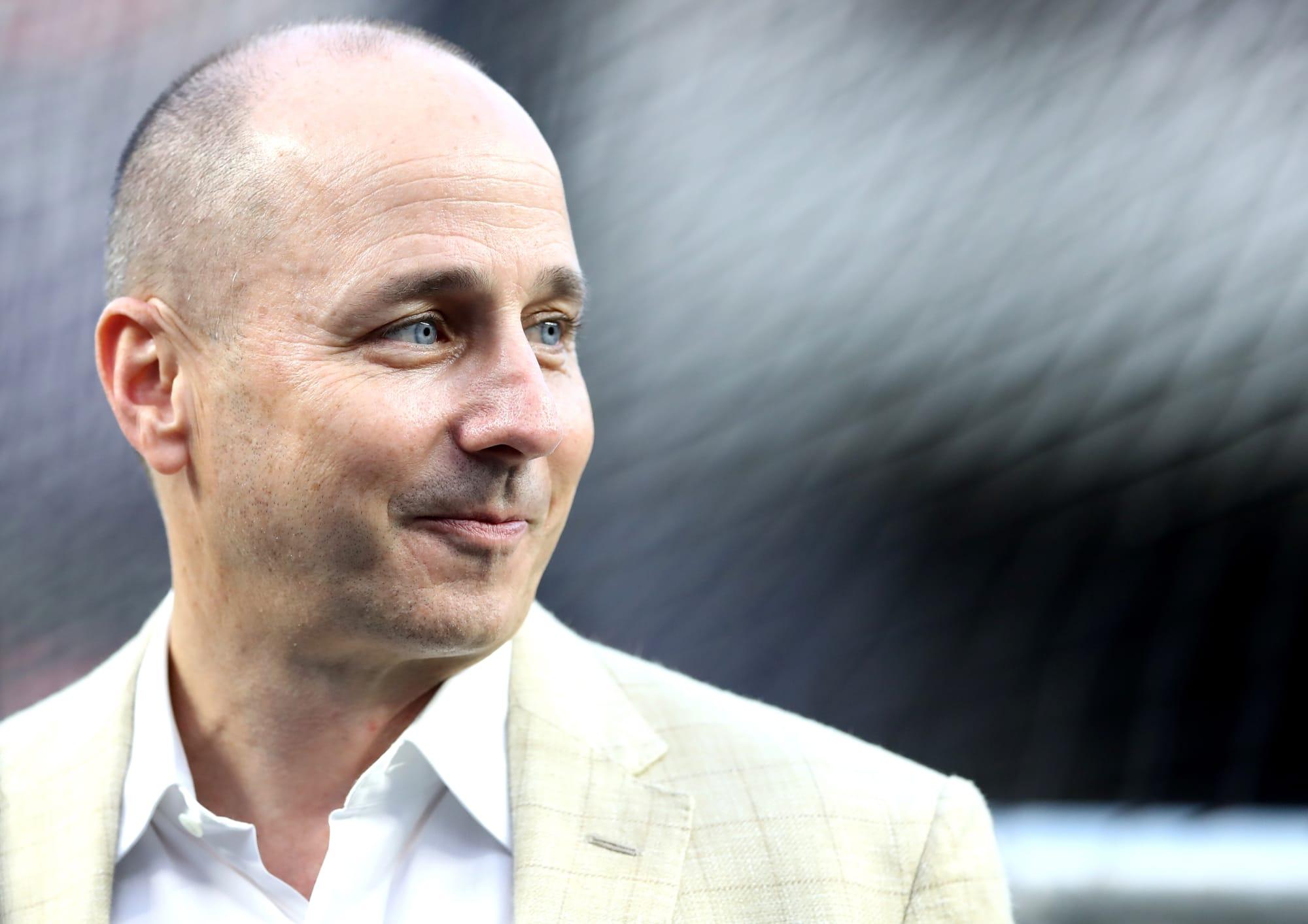 Yankees: GM Brian Cashman Speaks With Yanks Go Yard