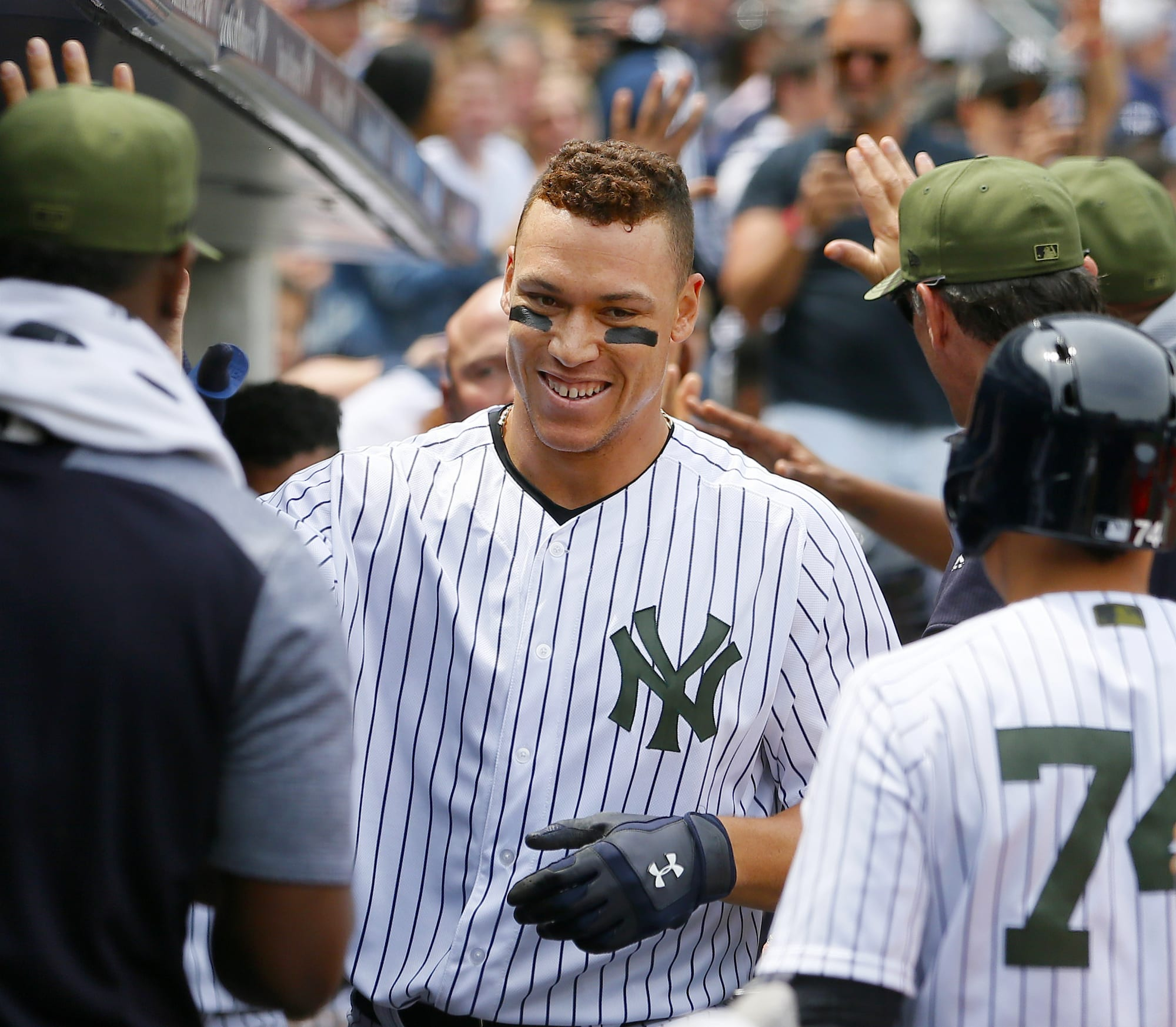 Yankees: NYY Twitter Account Drops Hilarious Commercial Starring Aaron Judge