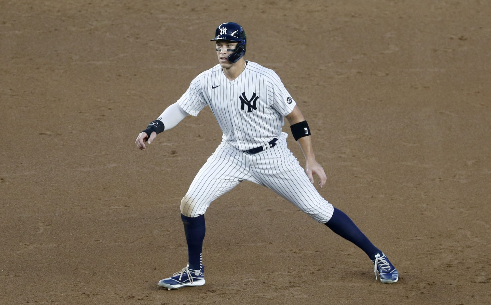 Yankees: Aaron Boone pulling Aaron Judge started disastrous streak