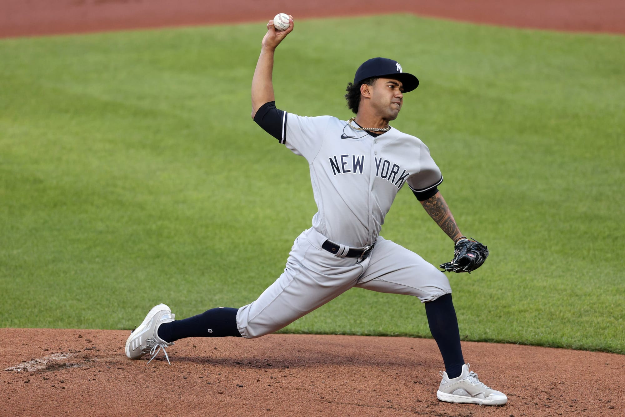 Yankees: What in the world has happened to Deivi Garcia?