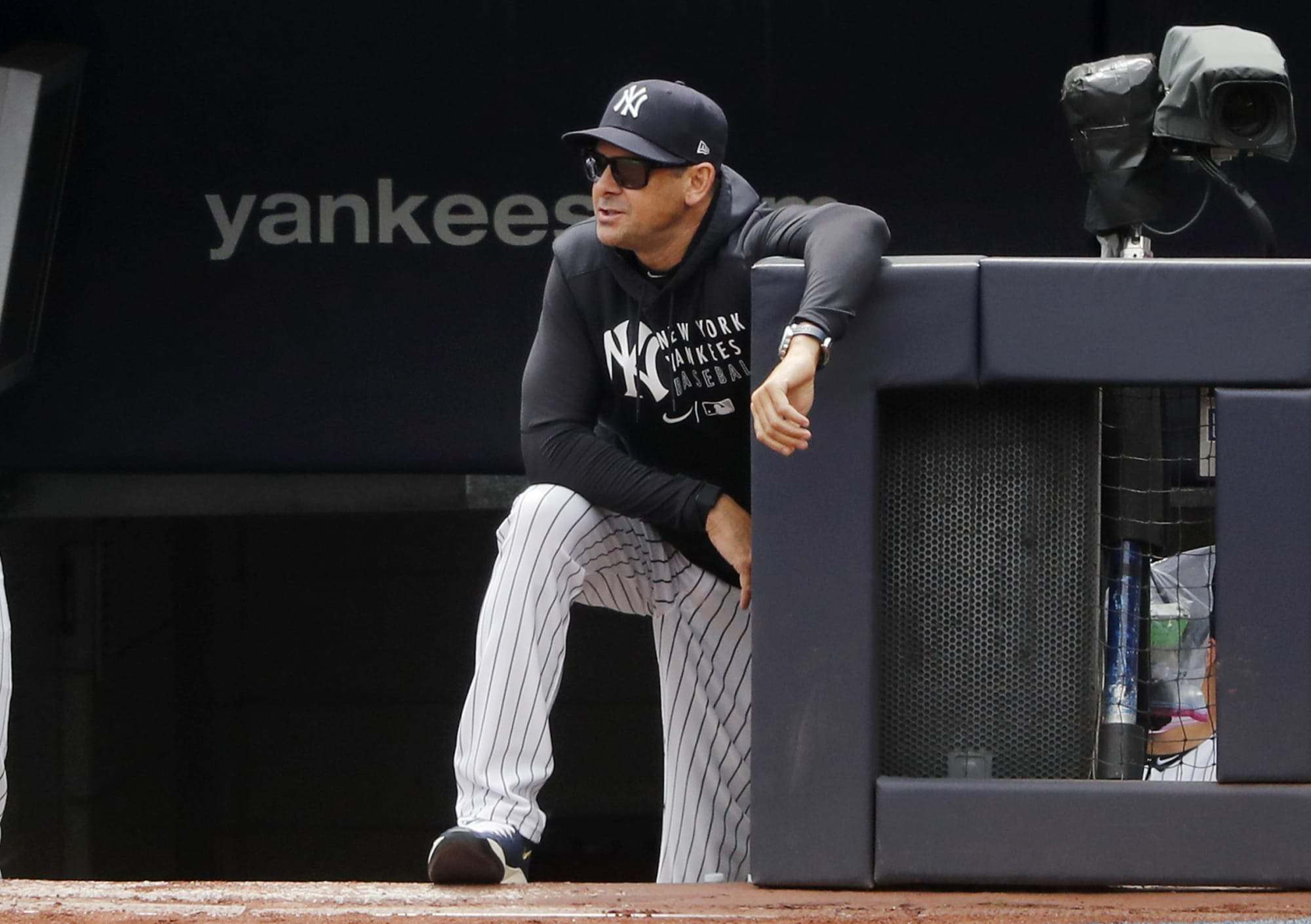 Yankees lineup proves Aaron Boone punted against Max Scherzer