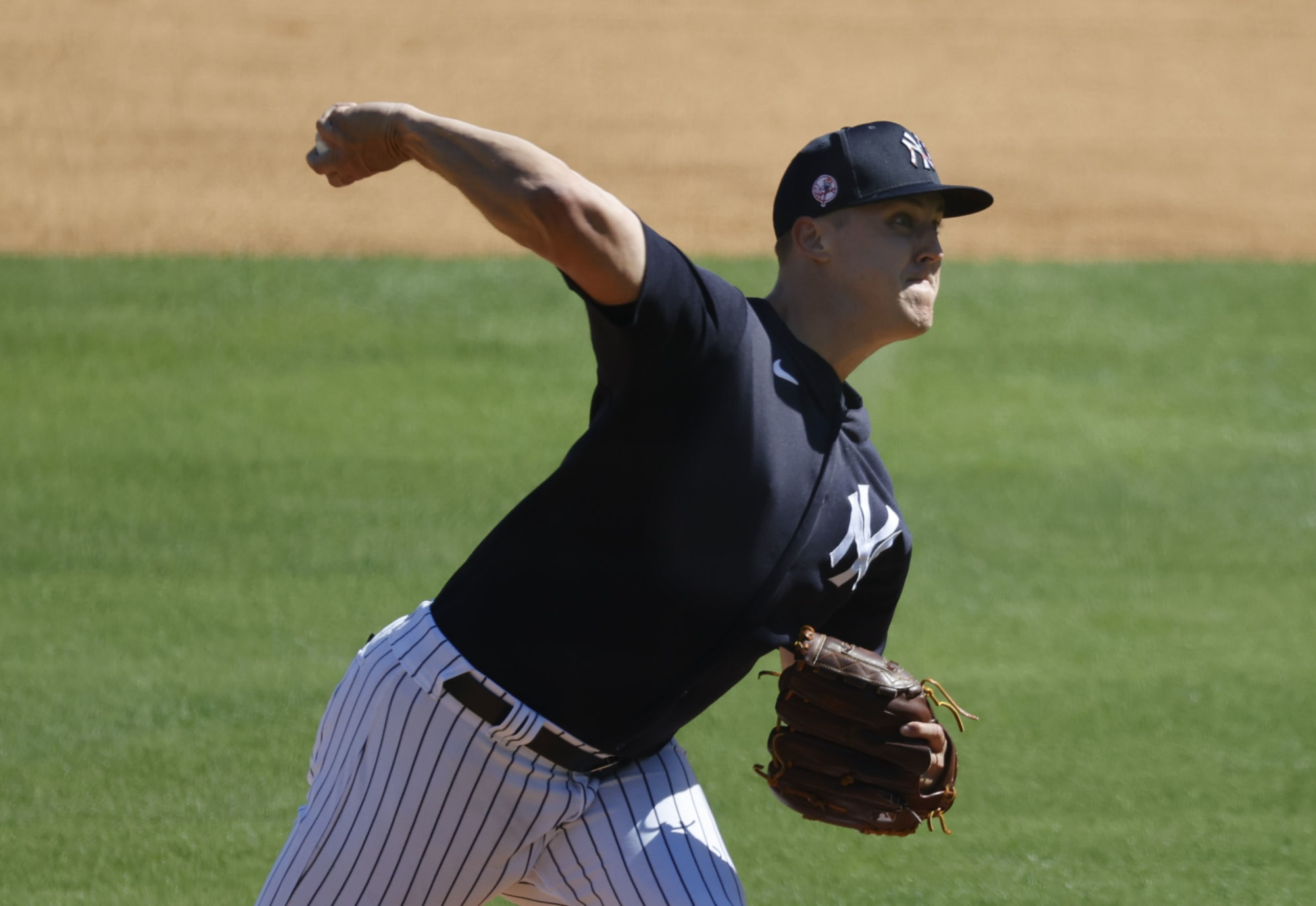 Yankees announce full rotation for start of 2021 season with a twist