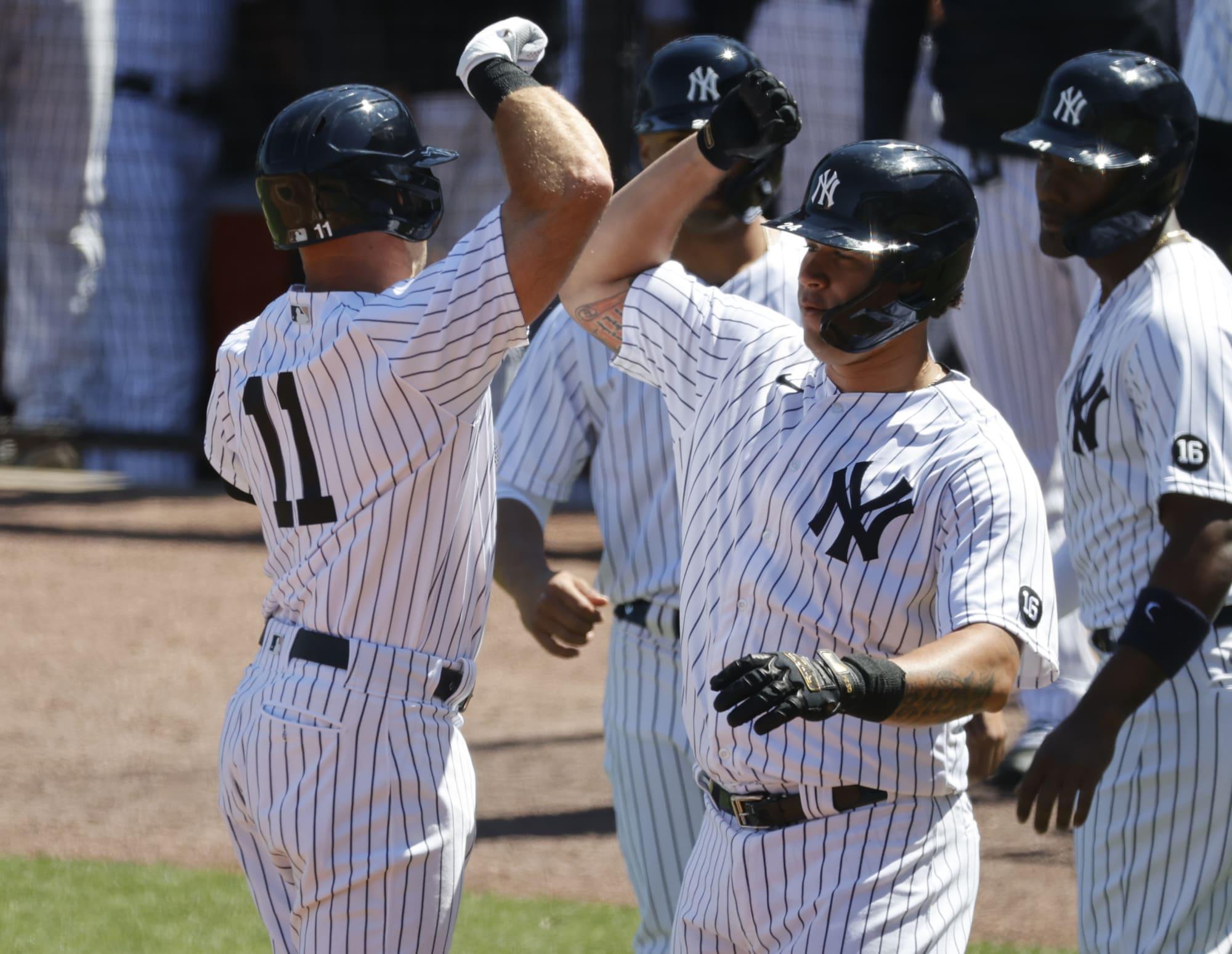 Yankees: Aaron Judge kickstarts Gary Sanchez MVP buzz