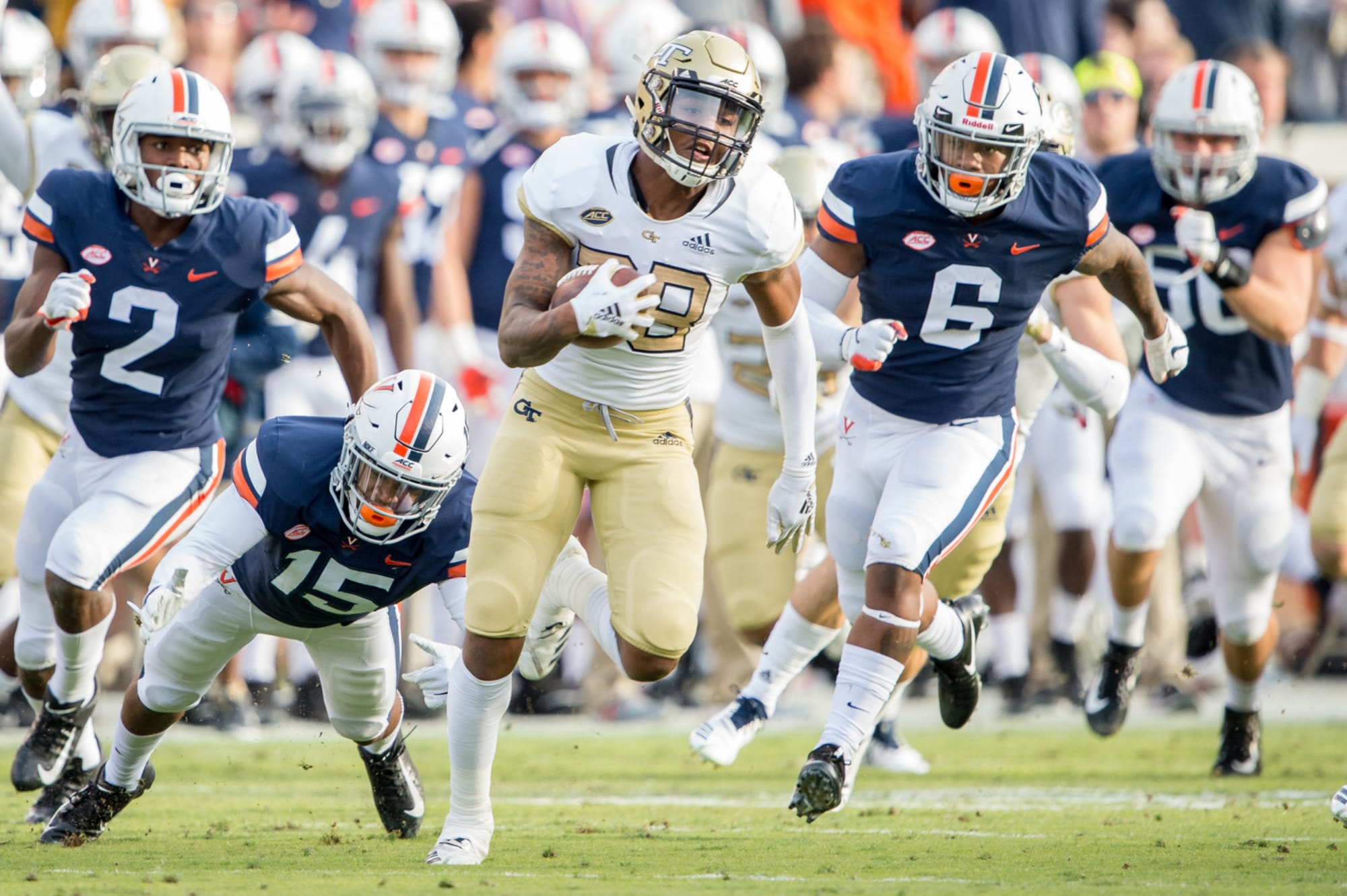 Georgia Tech Football A First Look At The Jackets 2019 Schedule