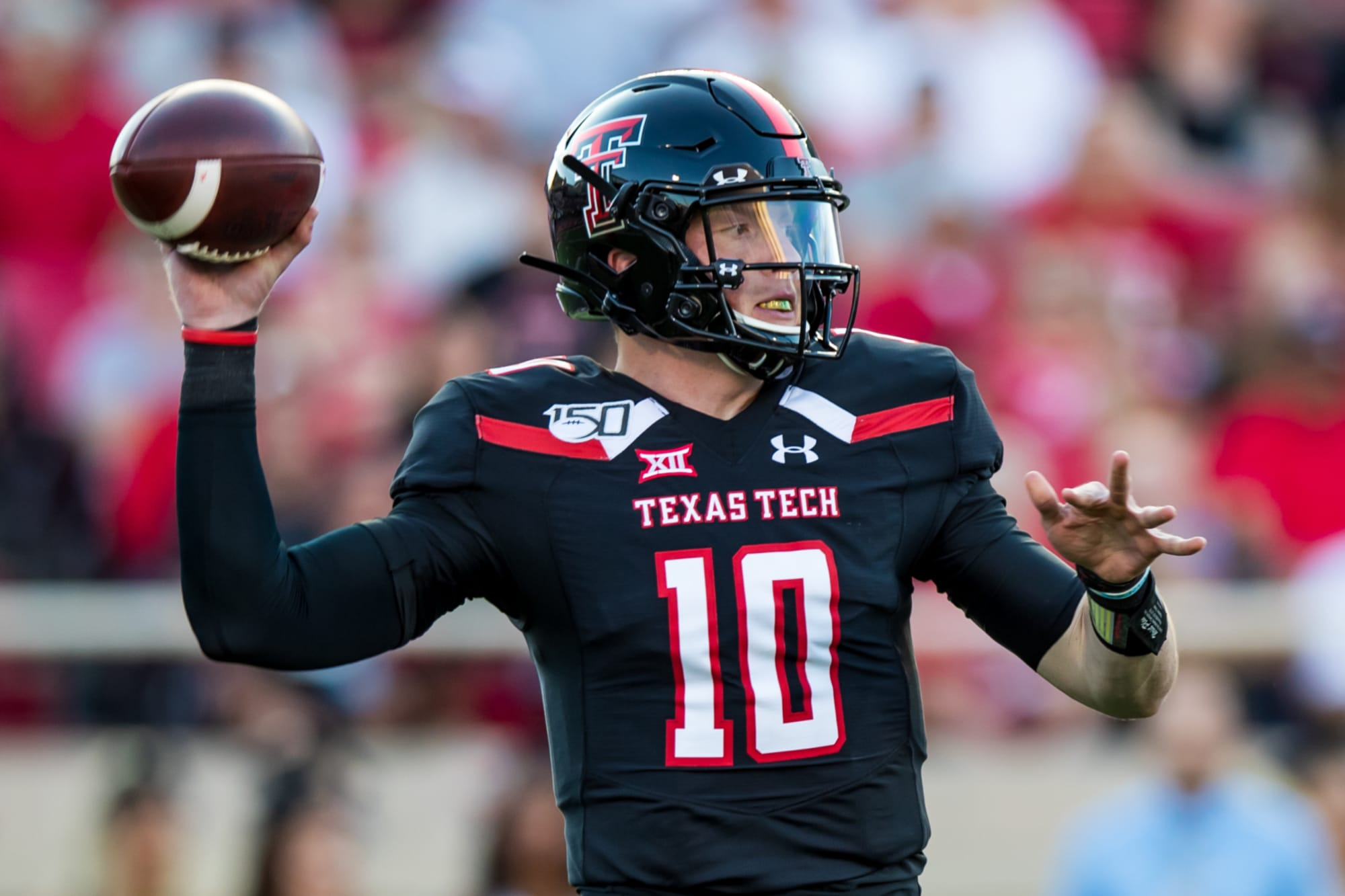 Preview Arizona Football And Texas Tech Set To Square Off