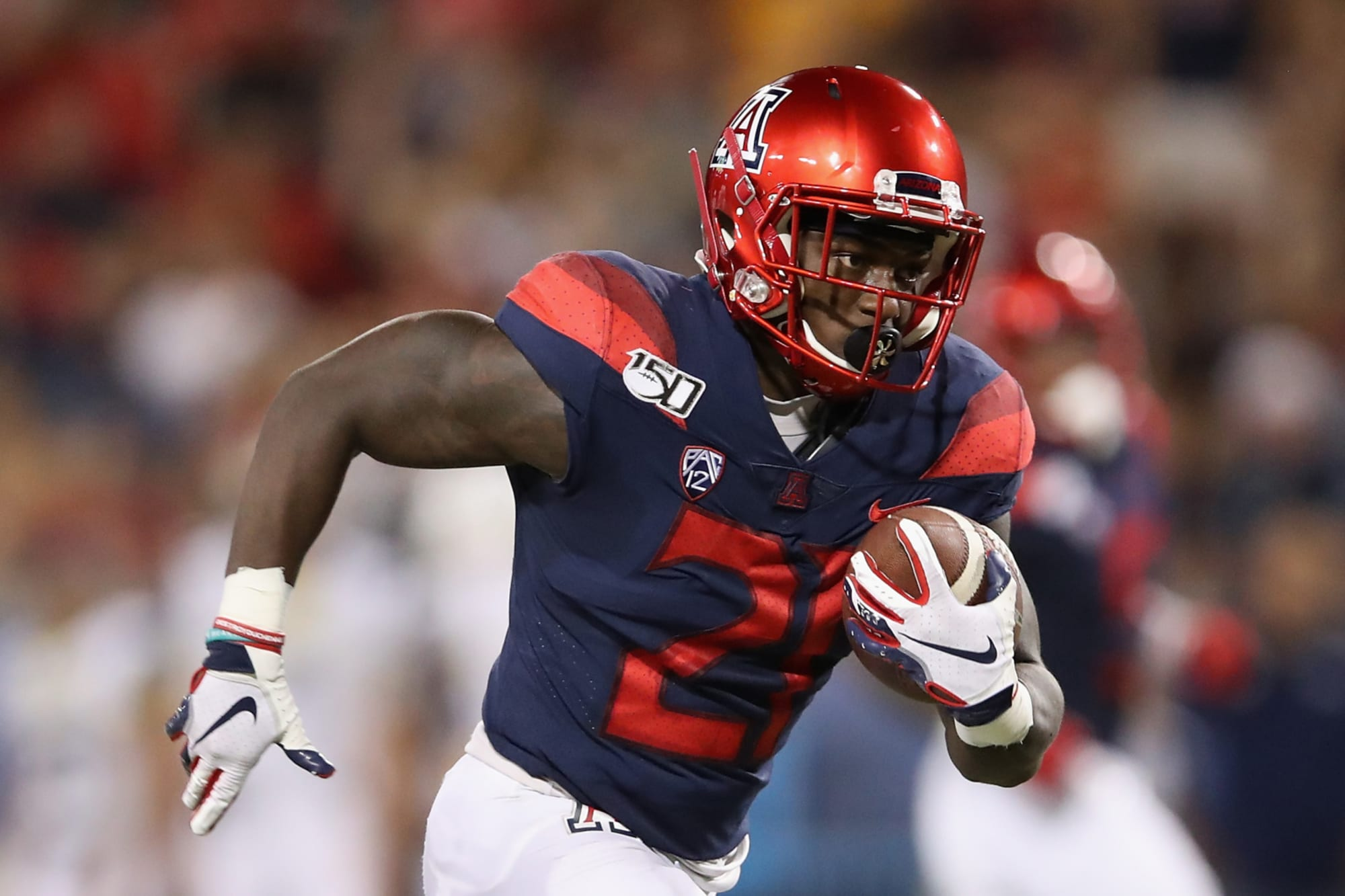How J J Taylor Fits In With The New England Patriots