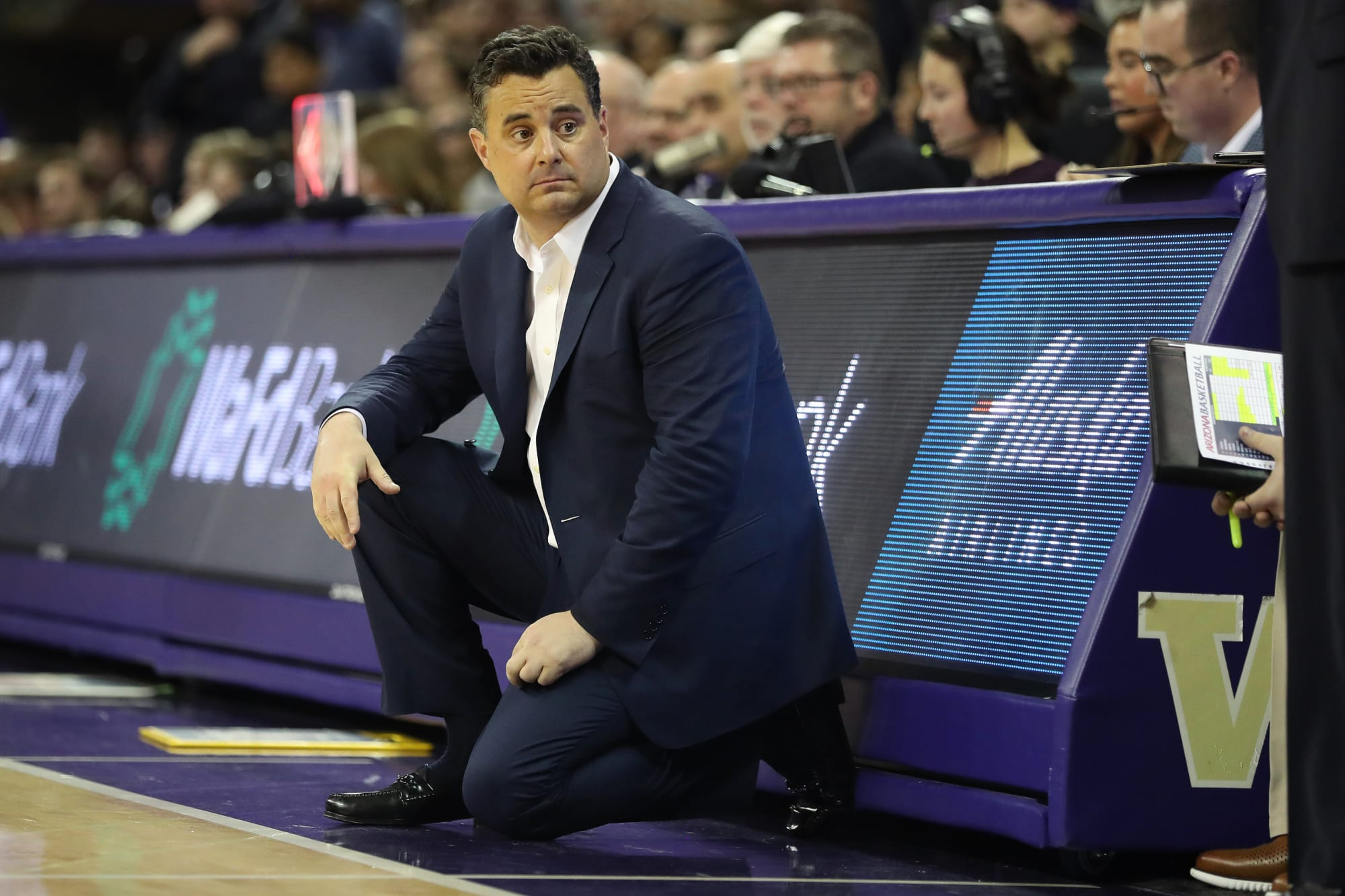 Looking at the roster for Arizona Basketball for 2020-21