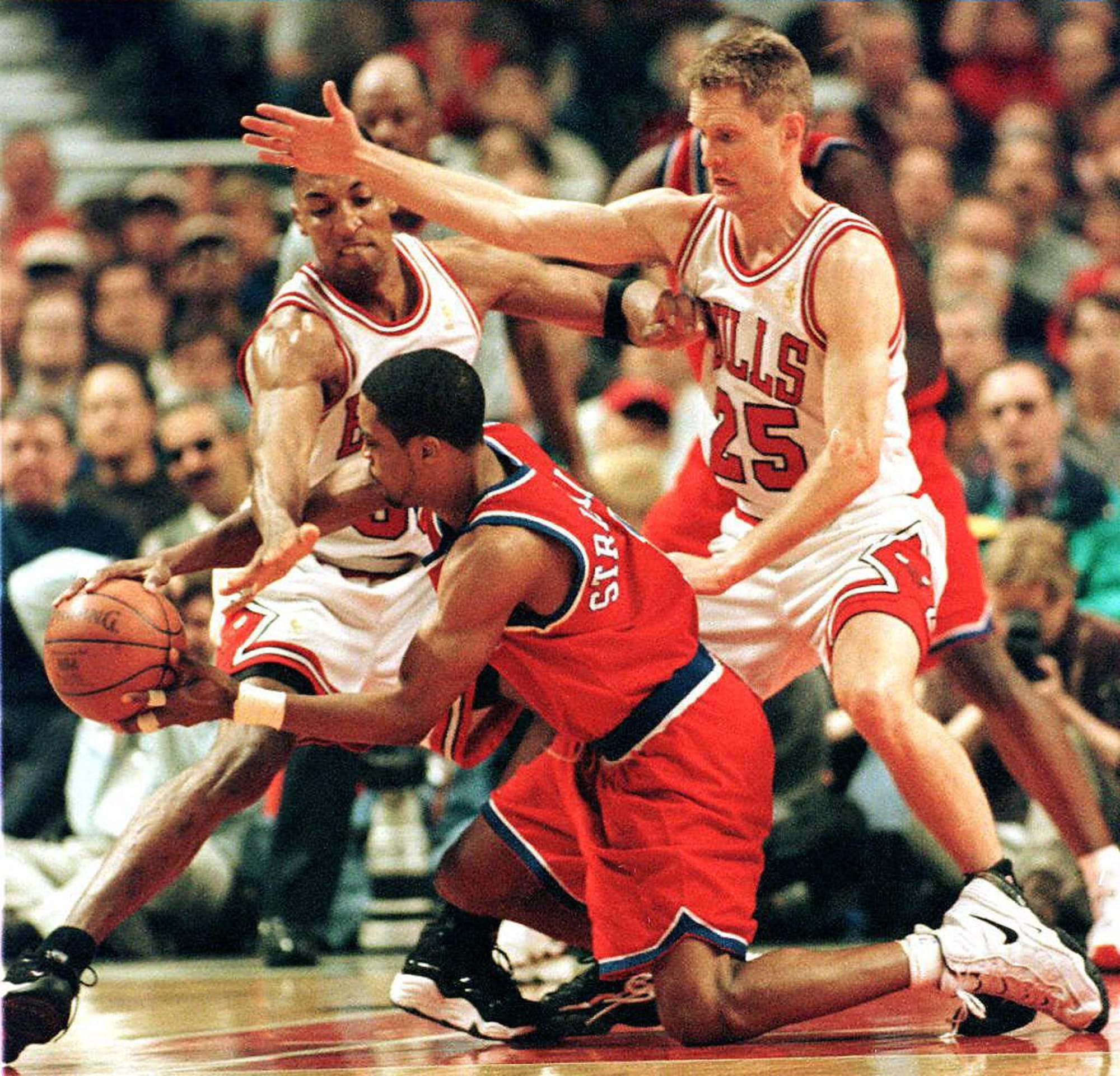 The Bulls Dynasty: What Impact did Steve Kerr and Jud Buechler have?