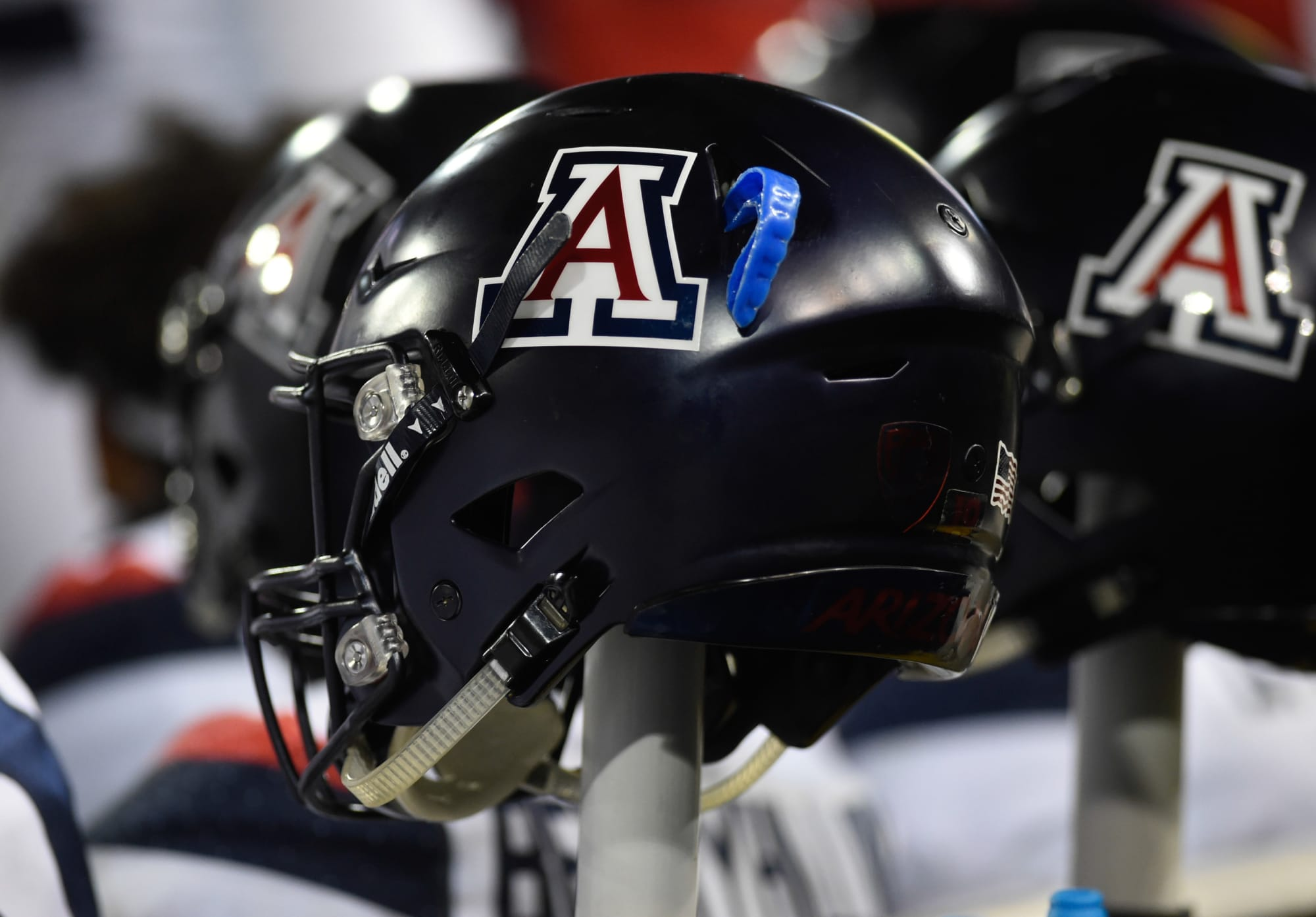 Arizona Football going all in for '22 WR Tetairoa McMillan