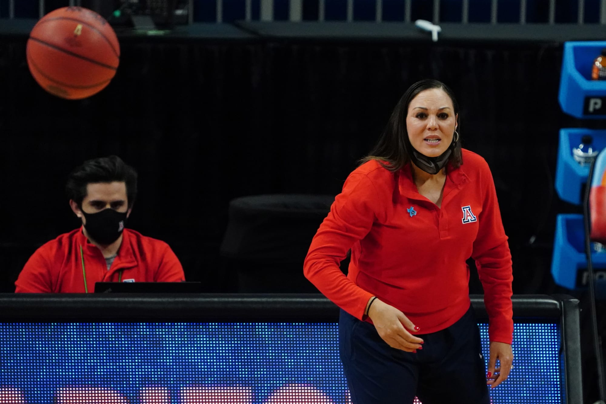Adia Barnes to coach with Team USA AmeriCup