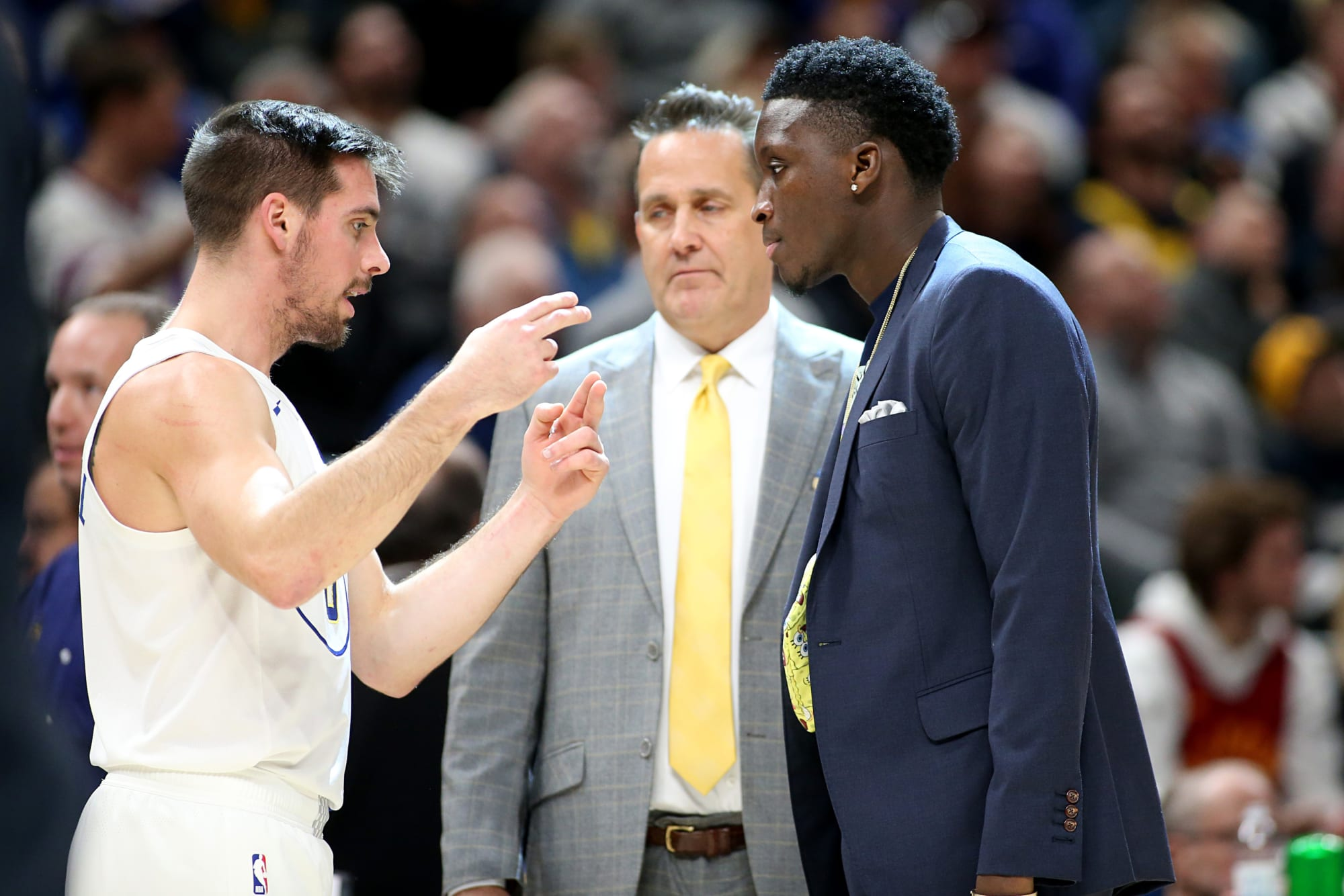 Pacers vs. Warriors Preview, Betting Odds, Injury Report ...