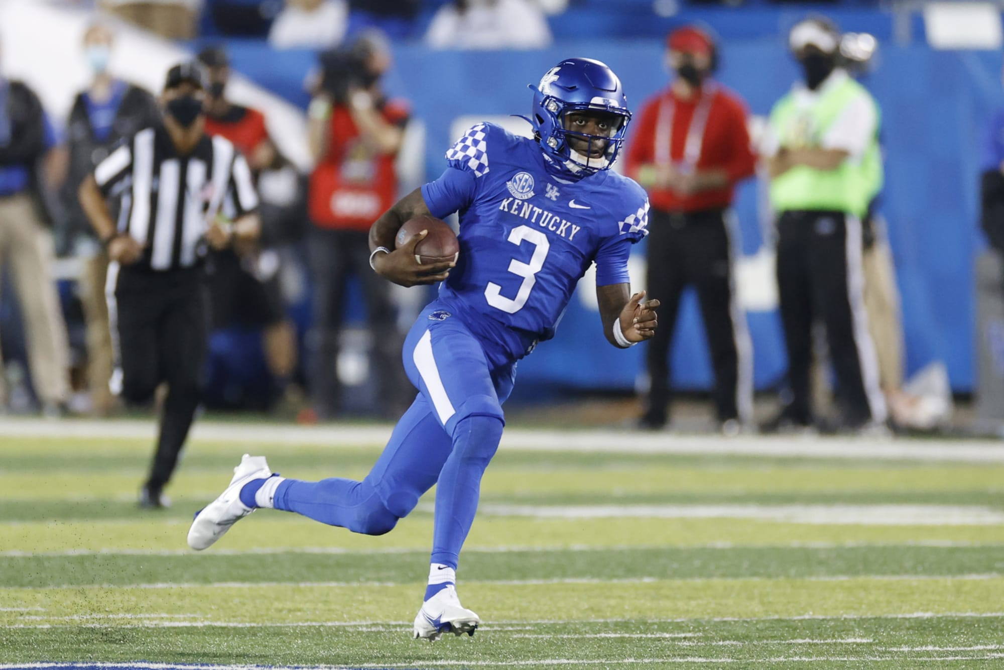 Tennessee football vs. Kentucky: Five Wildcats to watch ...