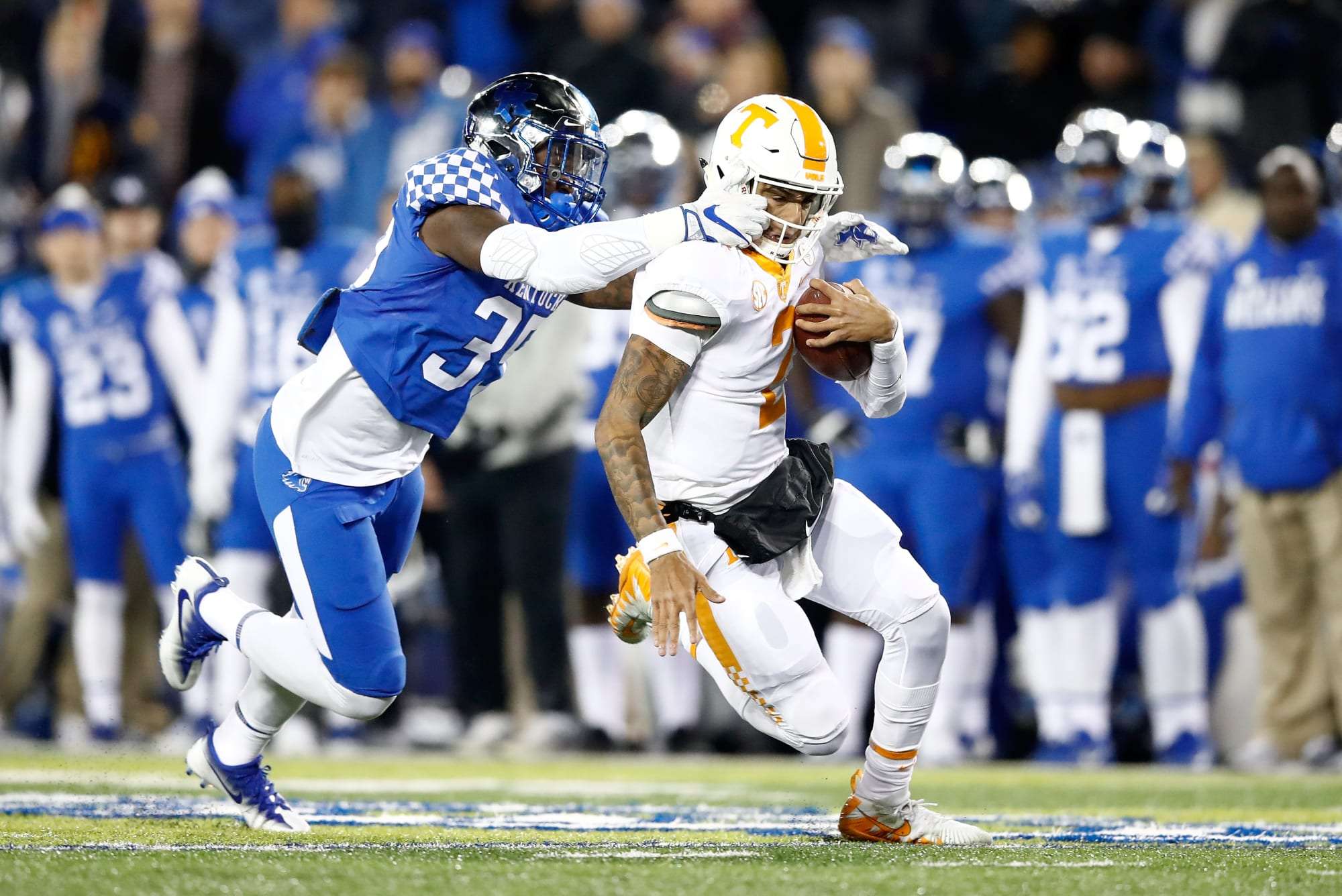 Tennessee football: 5 takeaways from Vols' 29-26 loss to ...