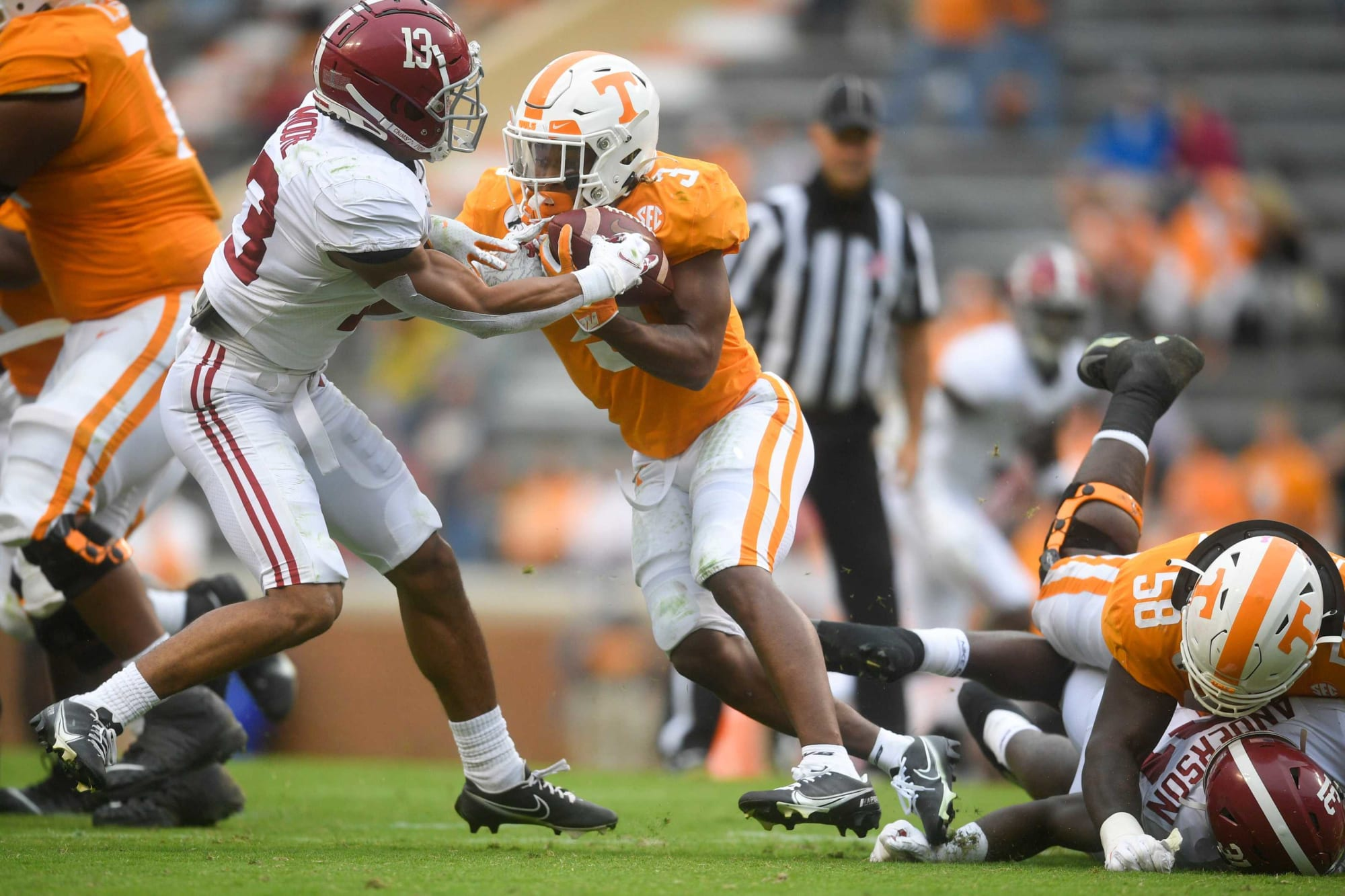 Tennessee football: Turning points in Vols' 48-17 loss to ...