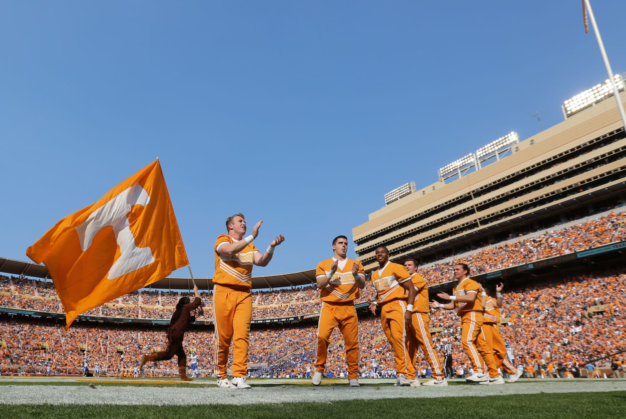 Tennessee football vs. Kentucky: Vols live stream, game ...