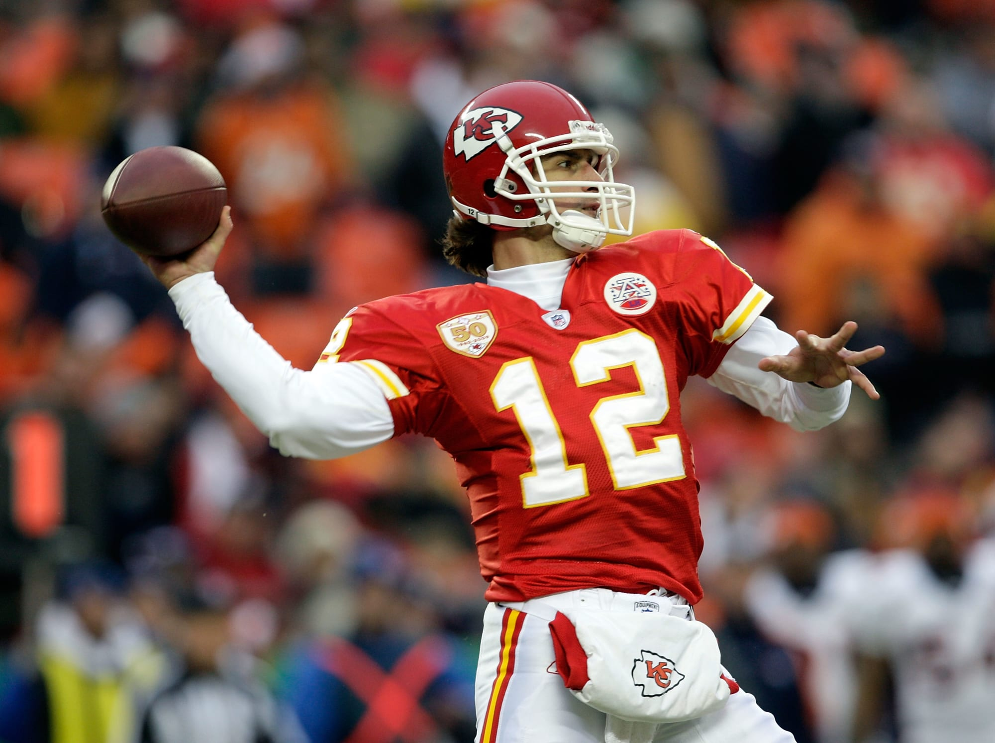 What if the Kansas City Chiefs had kept all of their