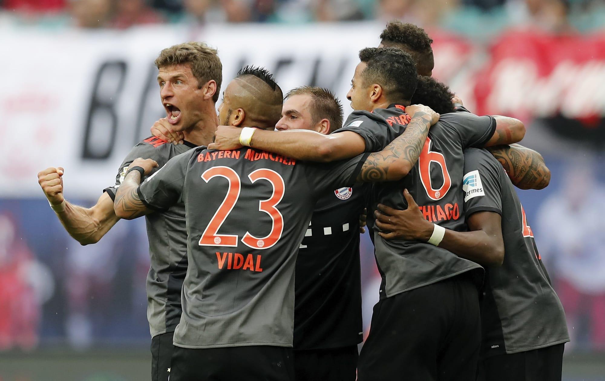Rb Leipzig Bayern München Tickets