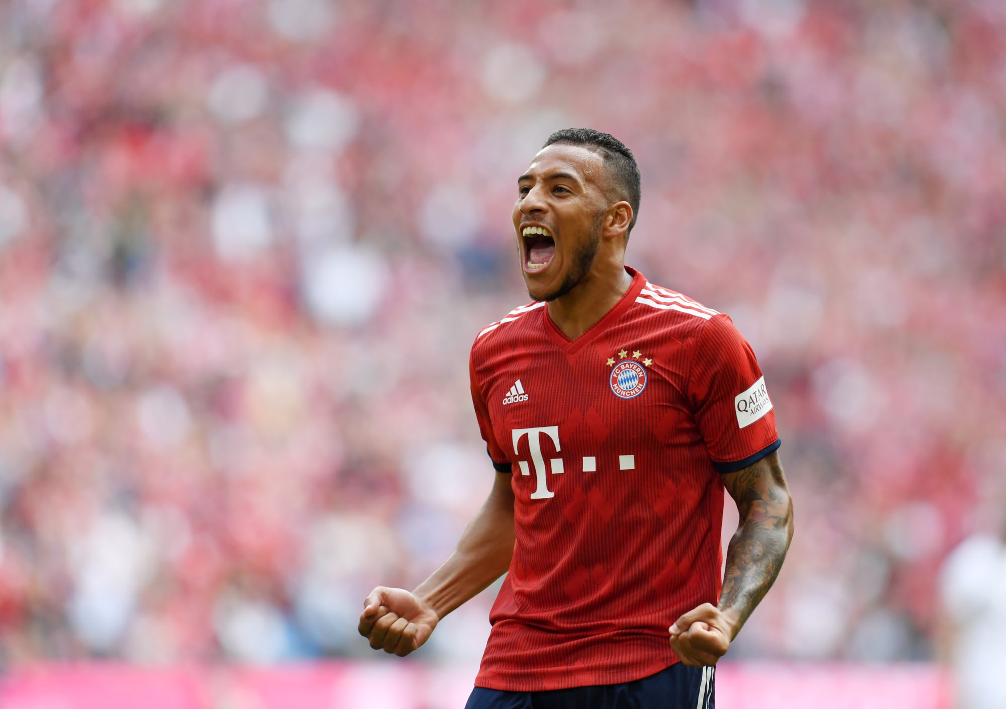 Tolisso Zu Bayern