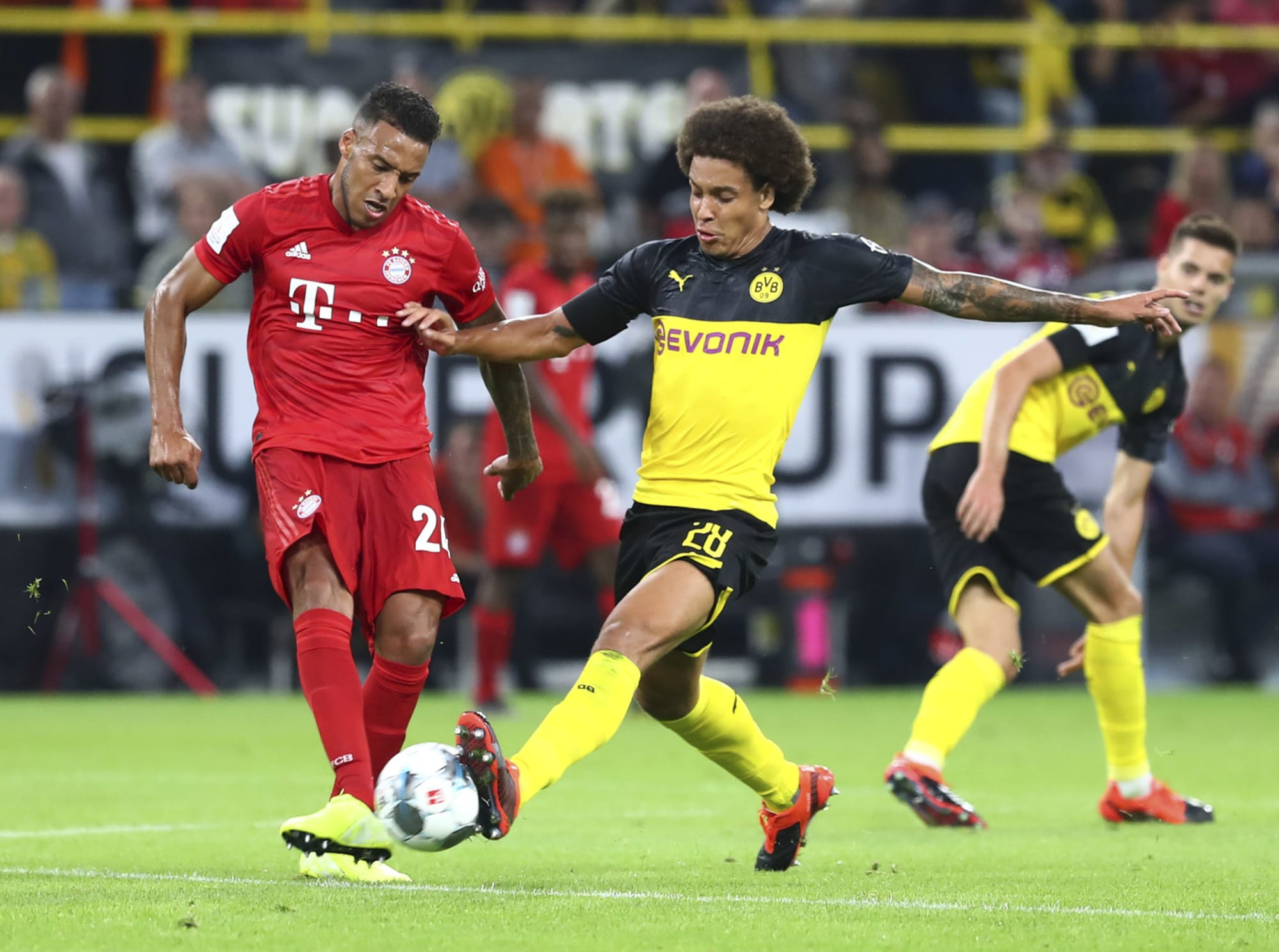 Bayern MГјnchen Dortmund 2021
