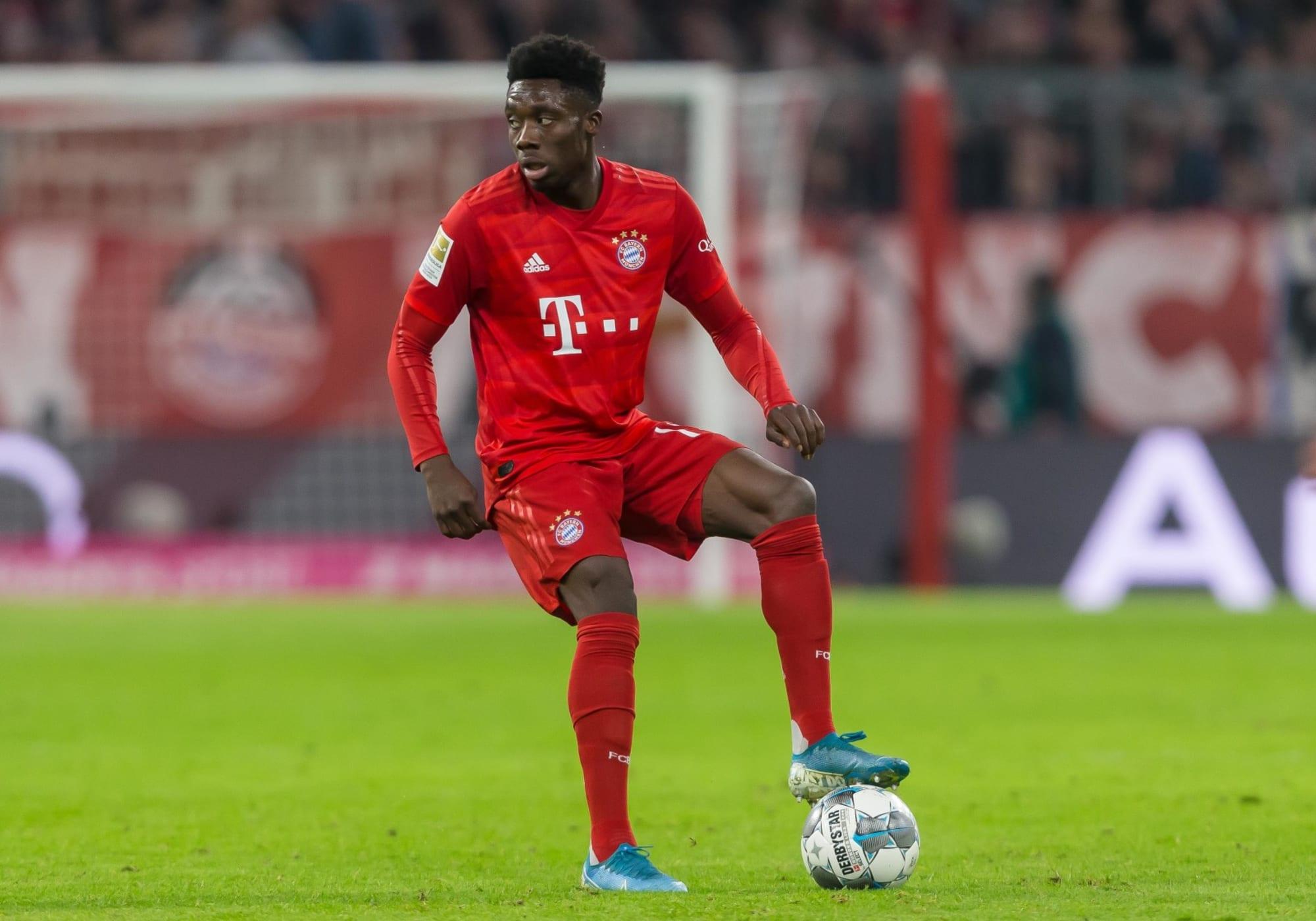 Bayern Davies