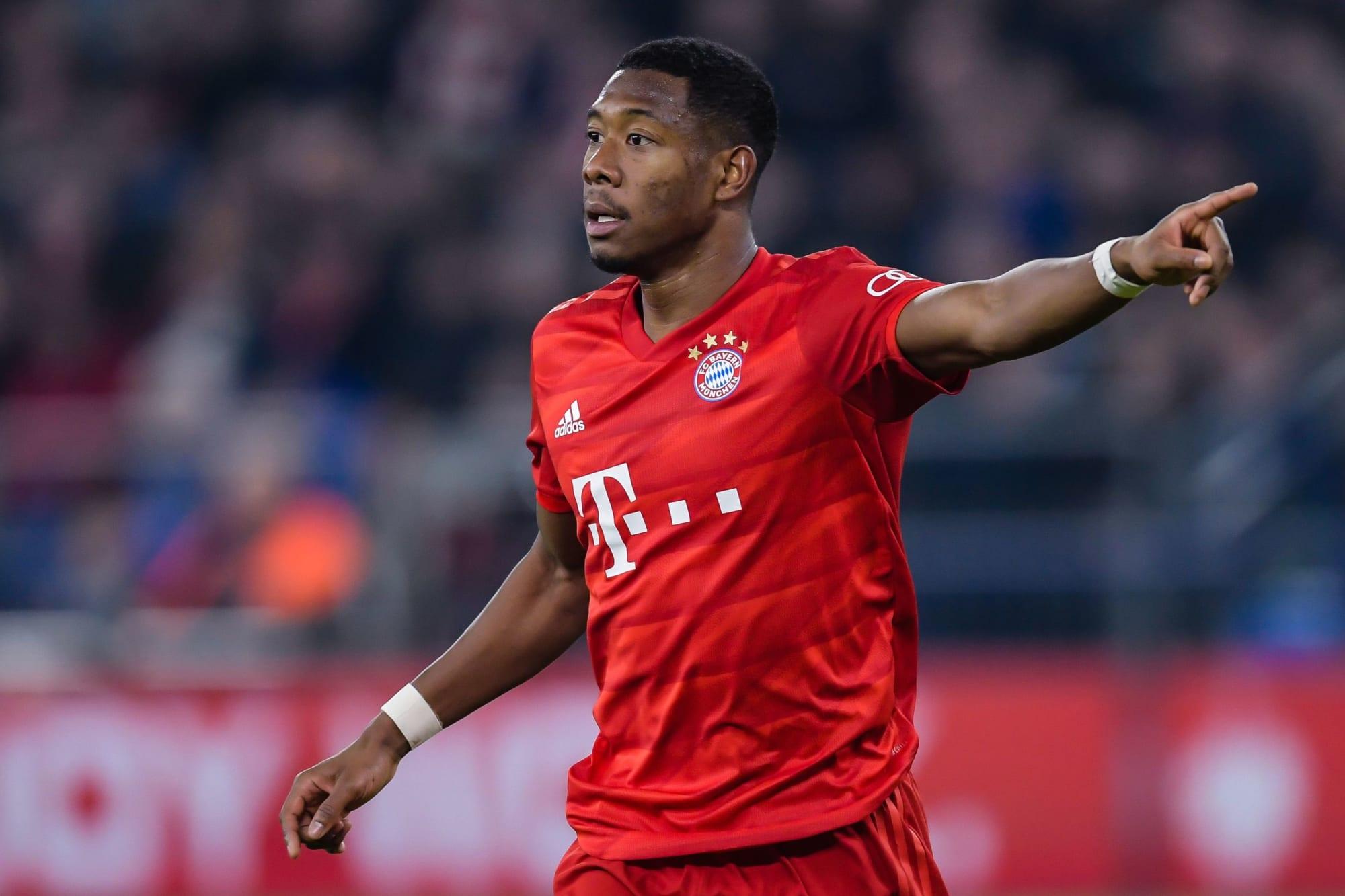 David Alaba Should Continue In Central Defense For Bayern