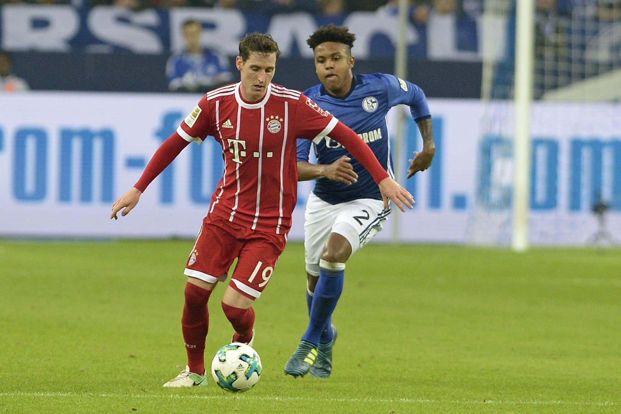 Schalke Bayern Randale