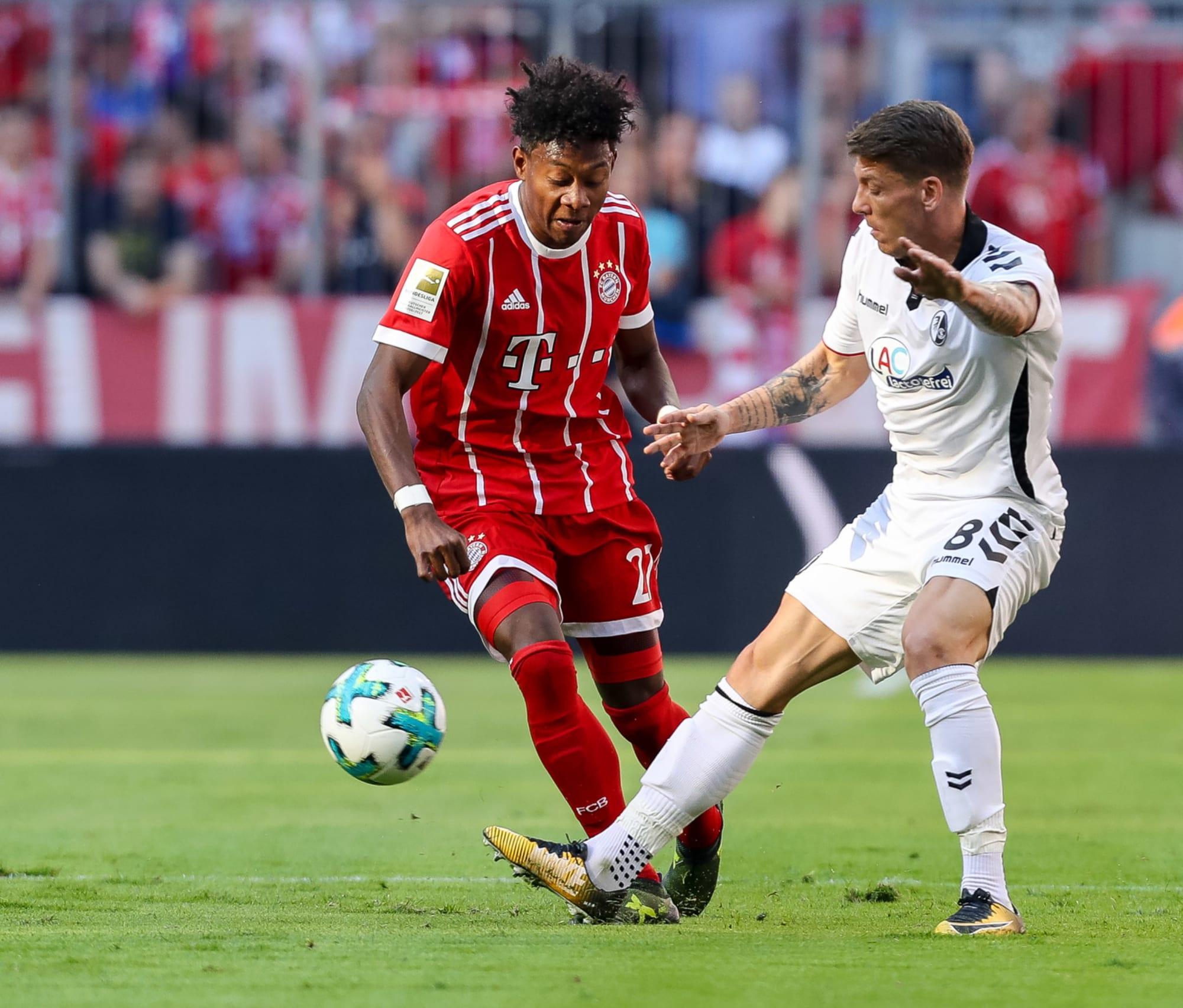 Bundesliga Freiburg Bayern