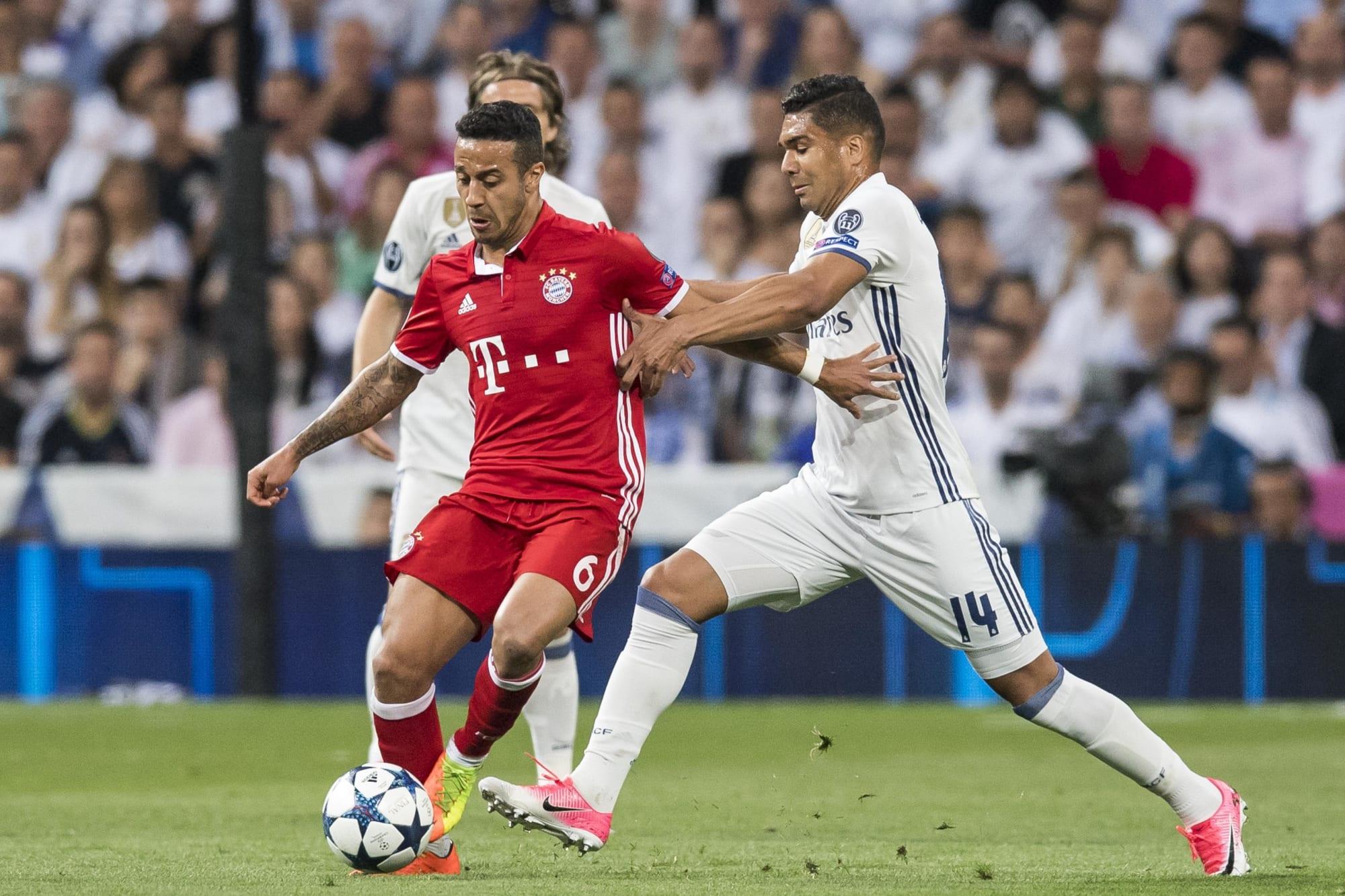 Real Madrid Vs Bayern Tickets