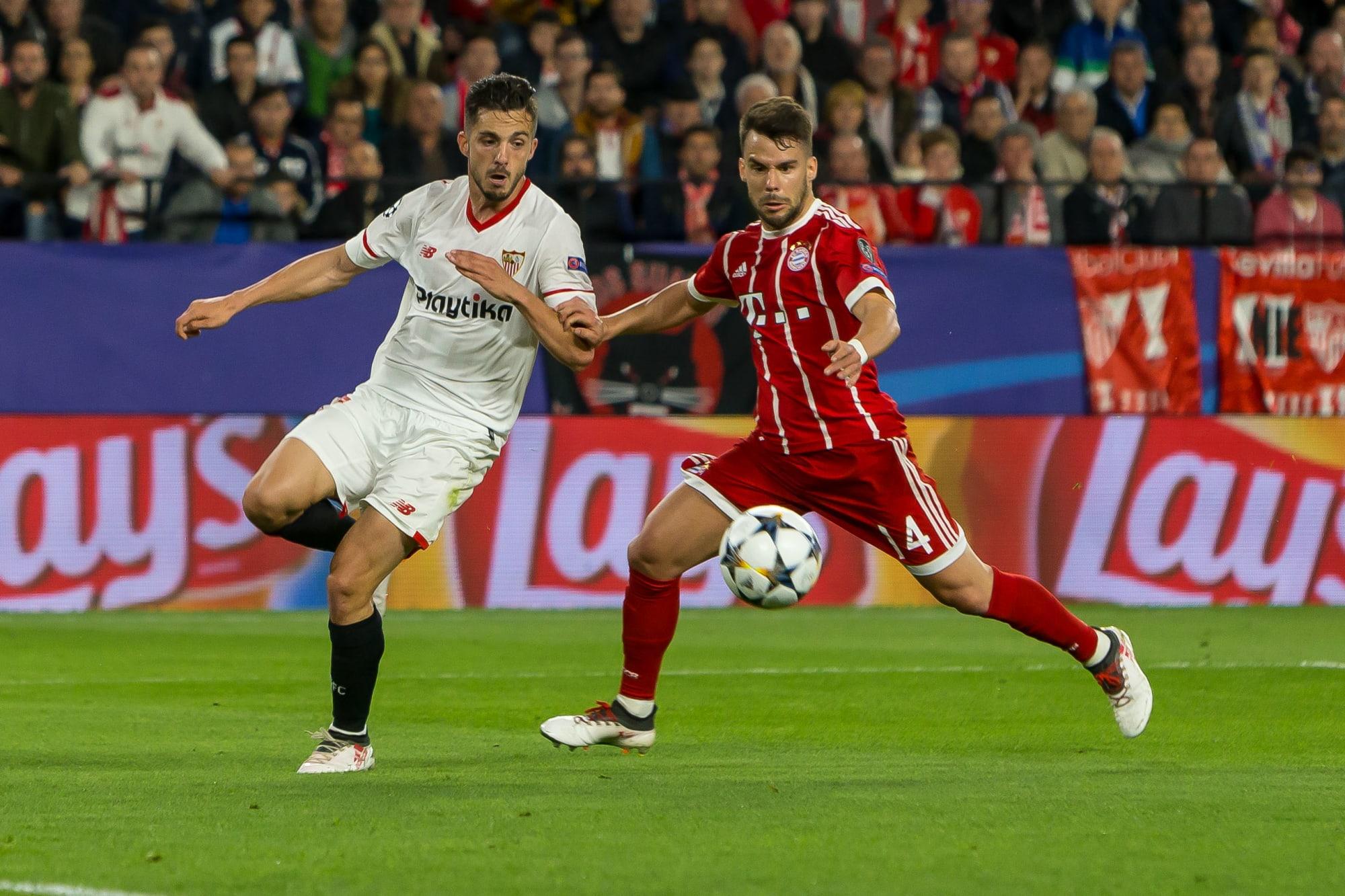 Sevilla Vs Bayern