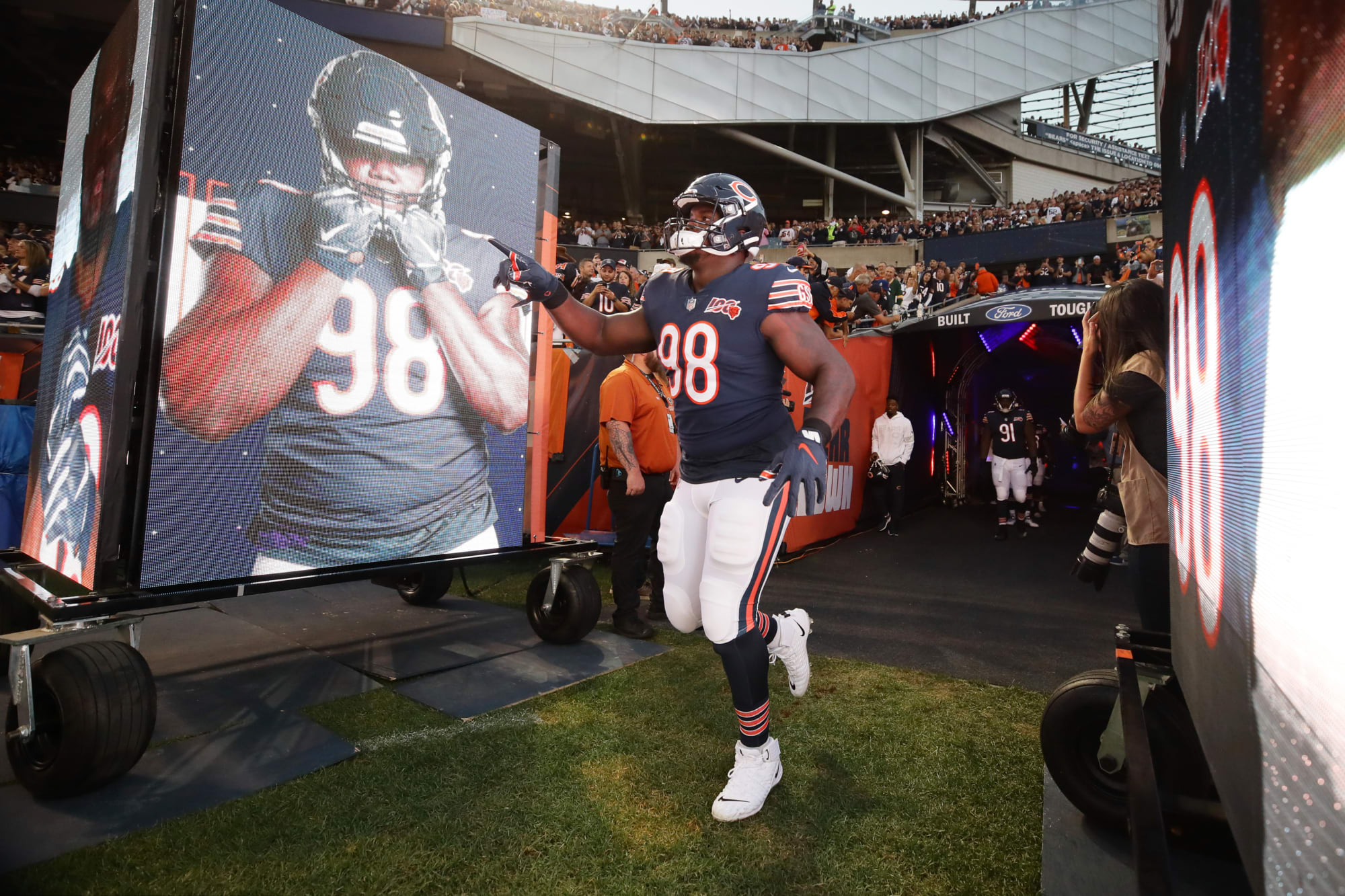 5 potential contract year breakouts on Chicago Bears - Page 2
