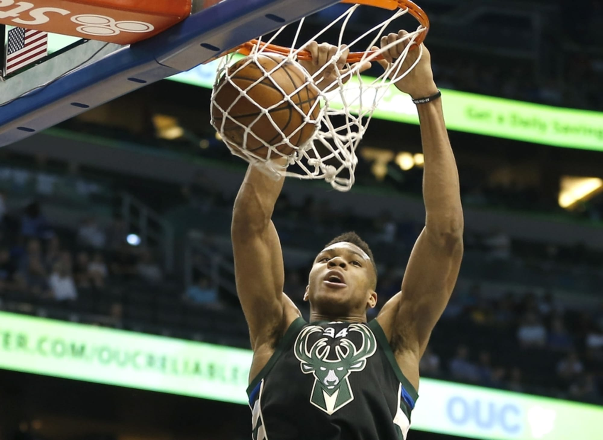 Giannis Antetokounmpo Helps Greece To Victory Over Turkey
