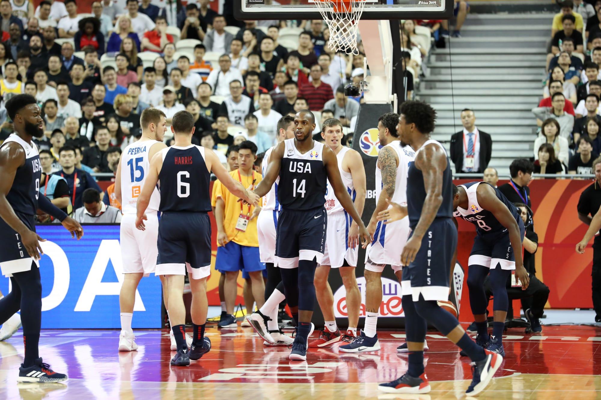 Milwaukee Bucks: Team USA breezes by Czech Republic, wins ...