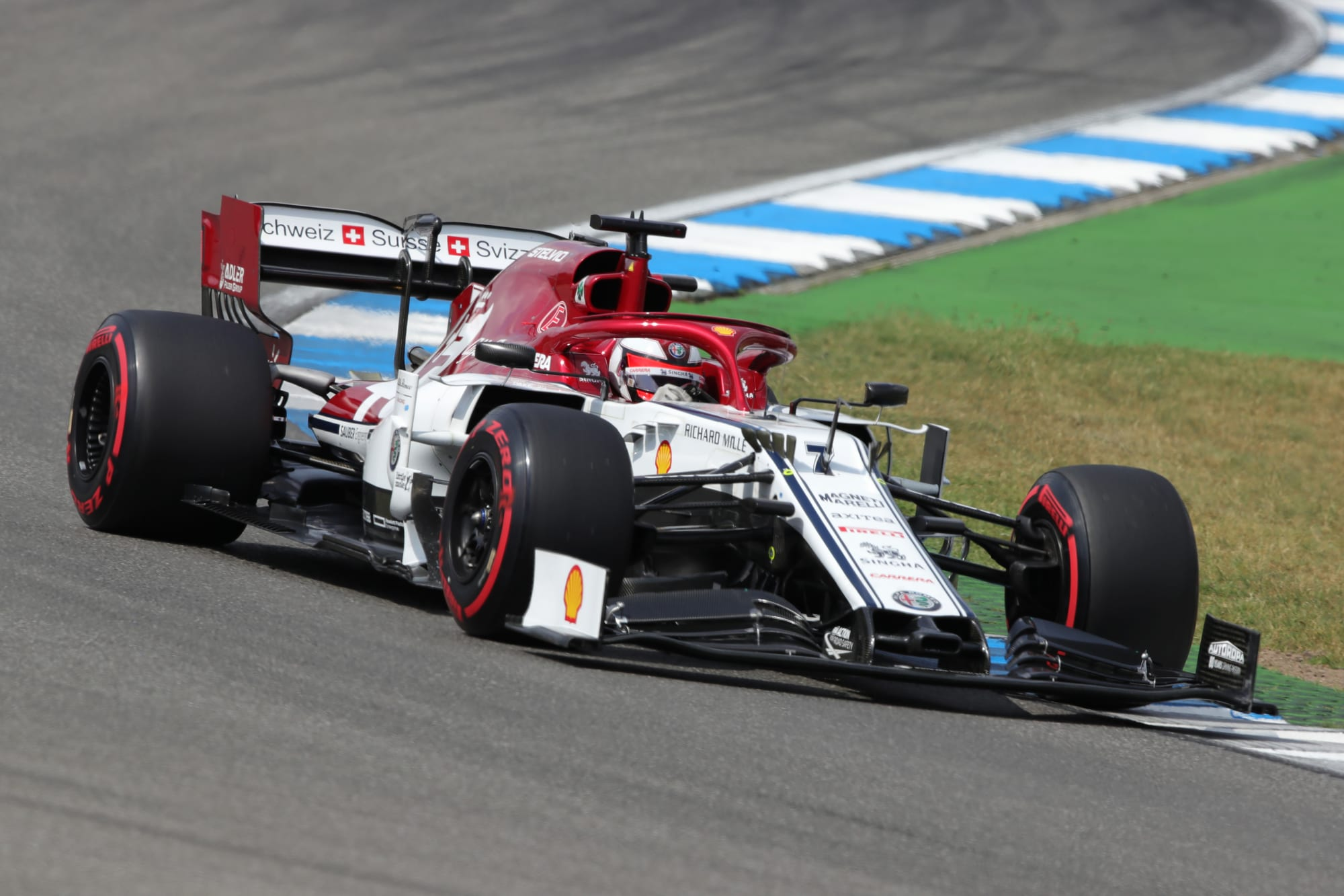 Formula 1: Alfa Romeo Racing lose German Grand Prix ...