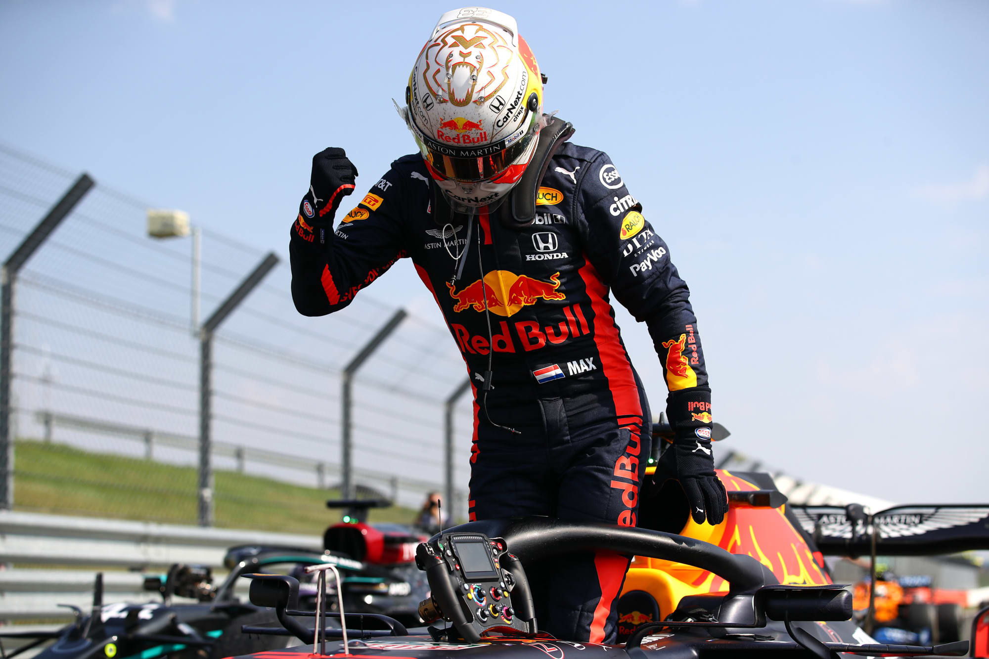 Formula 1 2021 Kisakalenteri