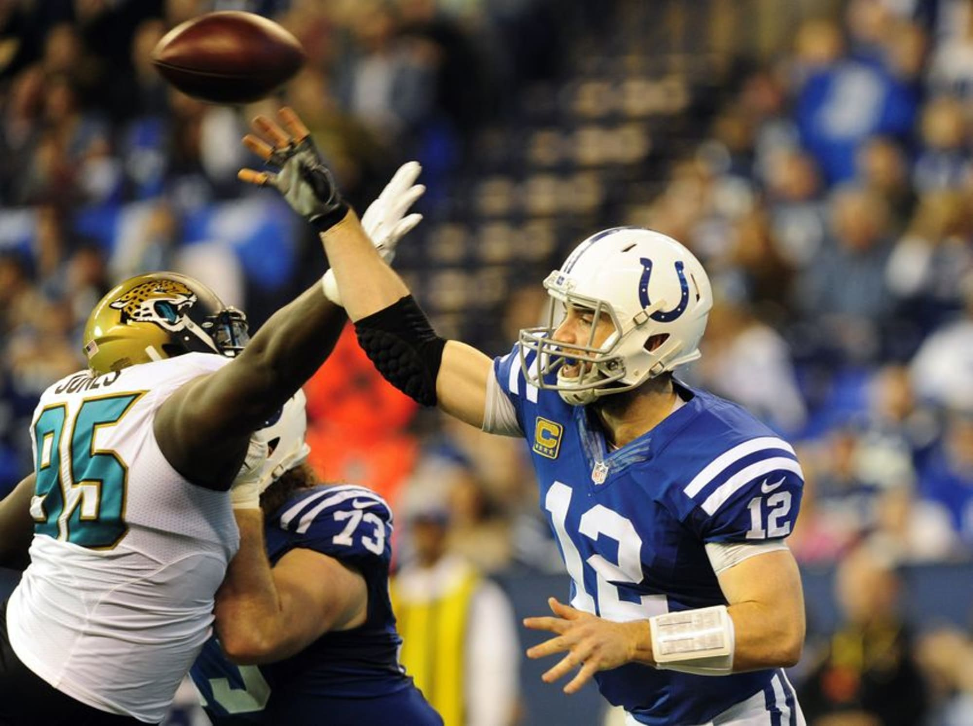 Nfl: Indianapolis Colts Vs Jacksonville Jaguars., 2 October