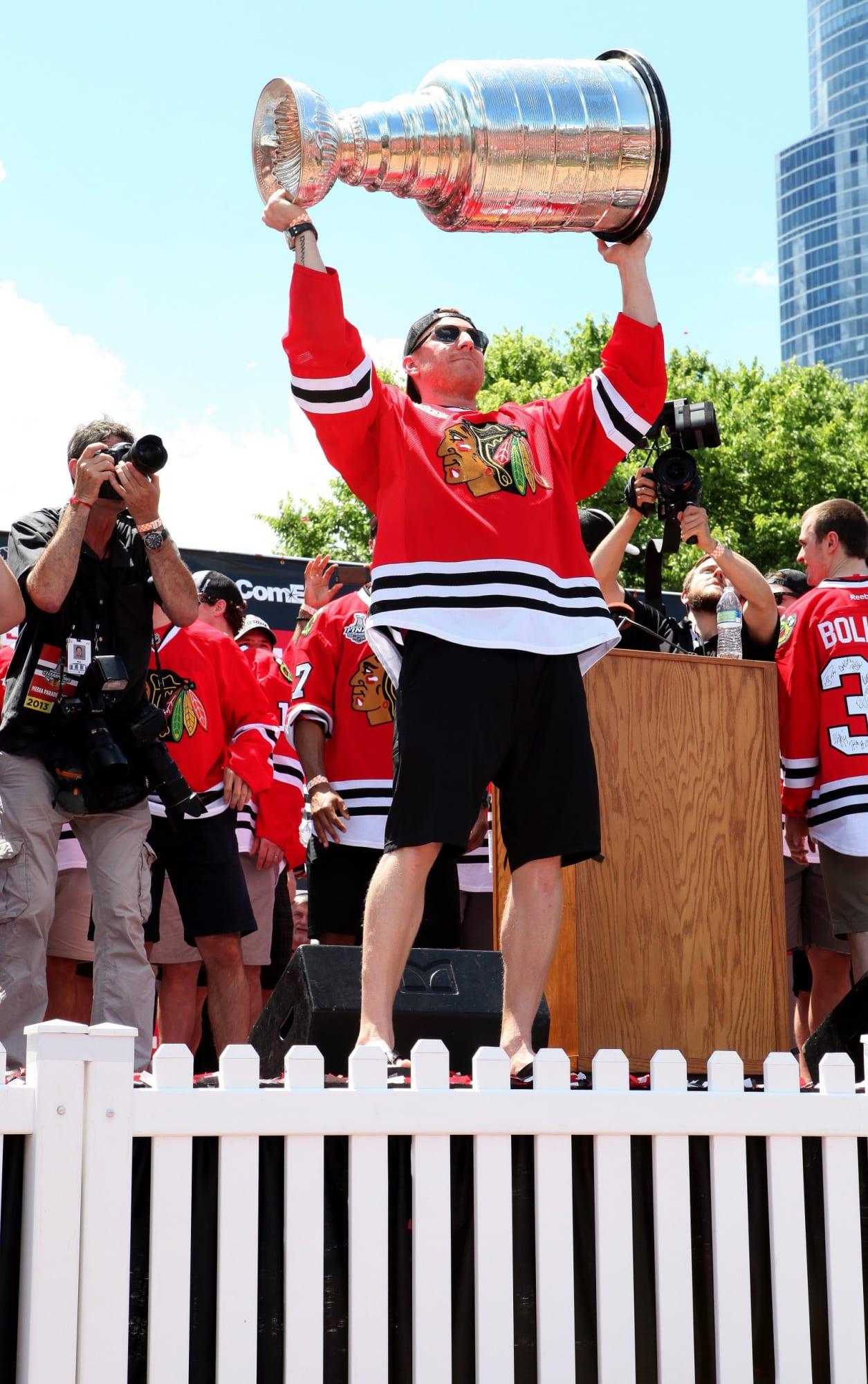 Chicago Blackhawks Website