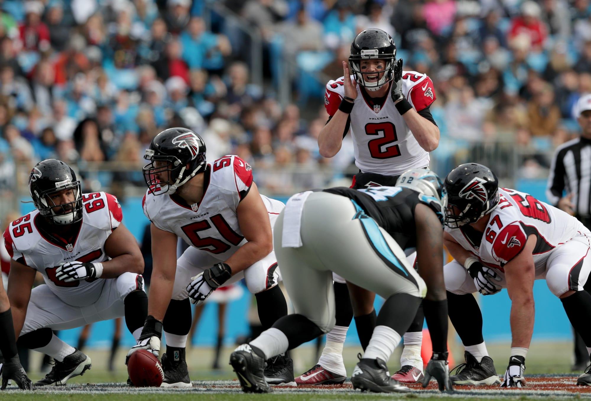 Falcons Panthers